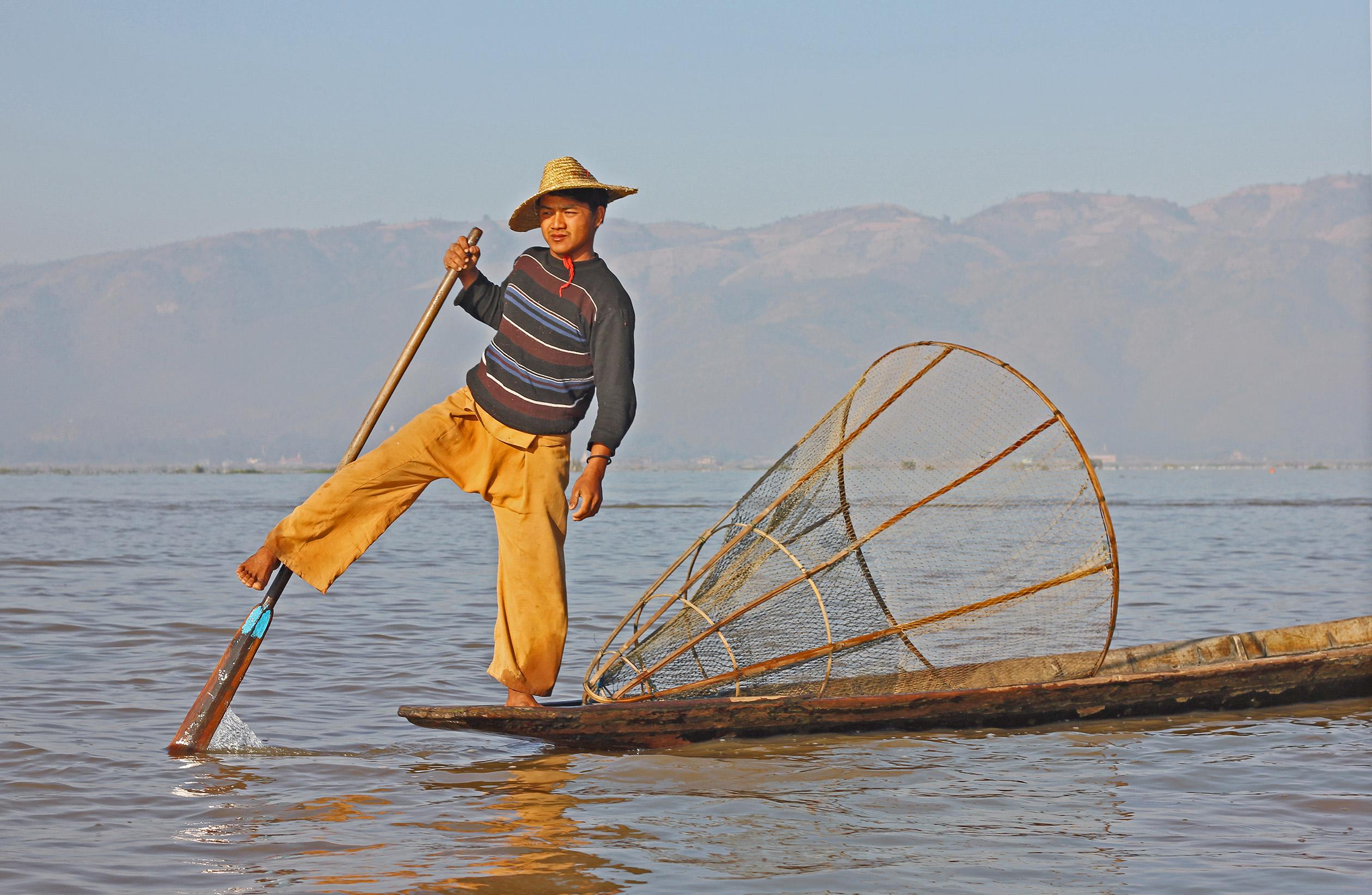 Fisher men photo