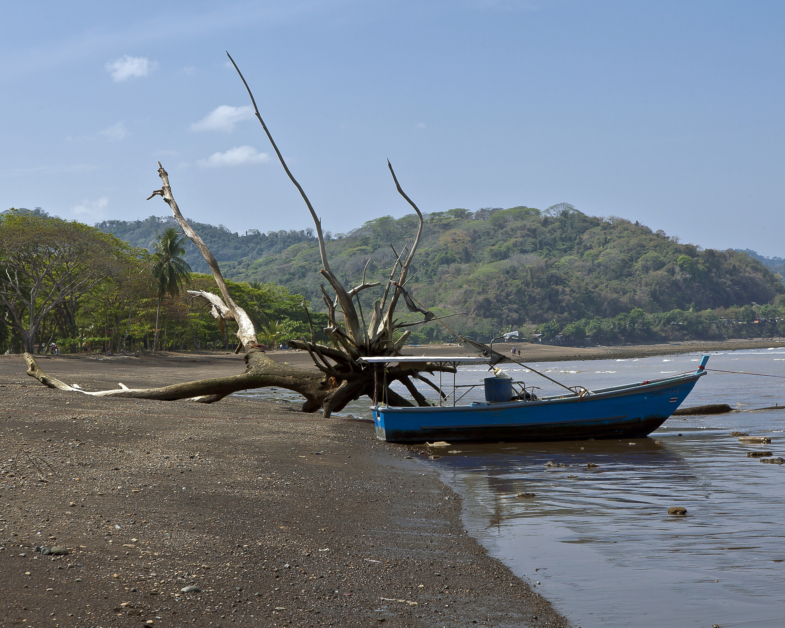 Fishing boat, Beach, Seascape, Peace, Peaceful, HQ Photo
