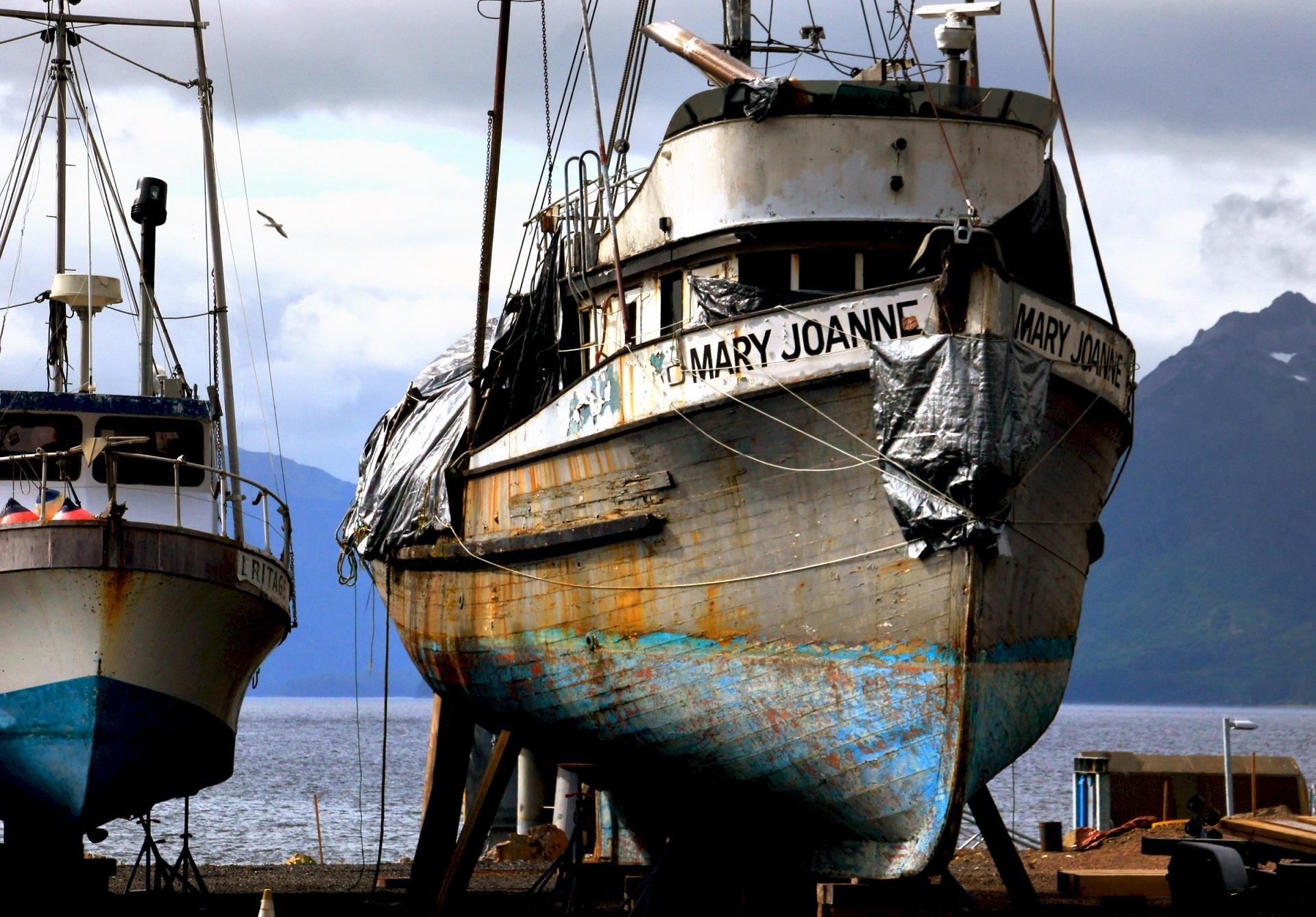 Fishing Boats, Boat, Cruise, Fishing, Ocean, HQ Photo