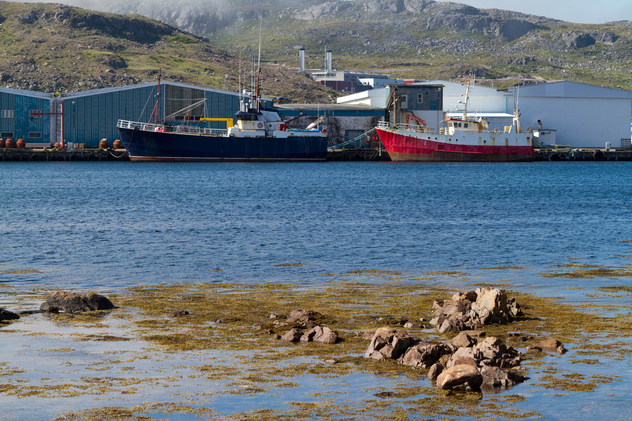 Fishing Boats, America, Islands, Ships, Saint, HQ Photo