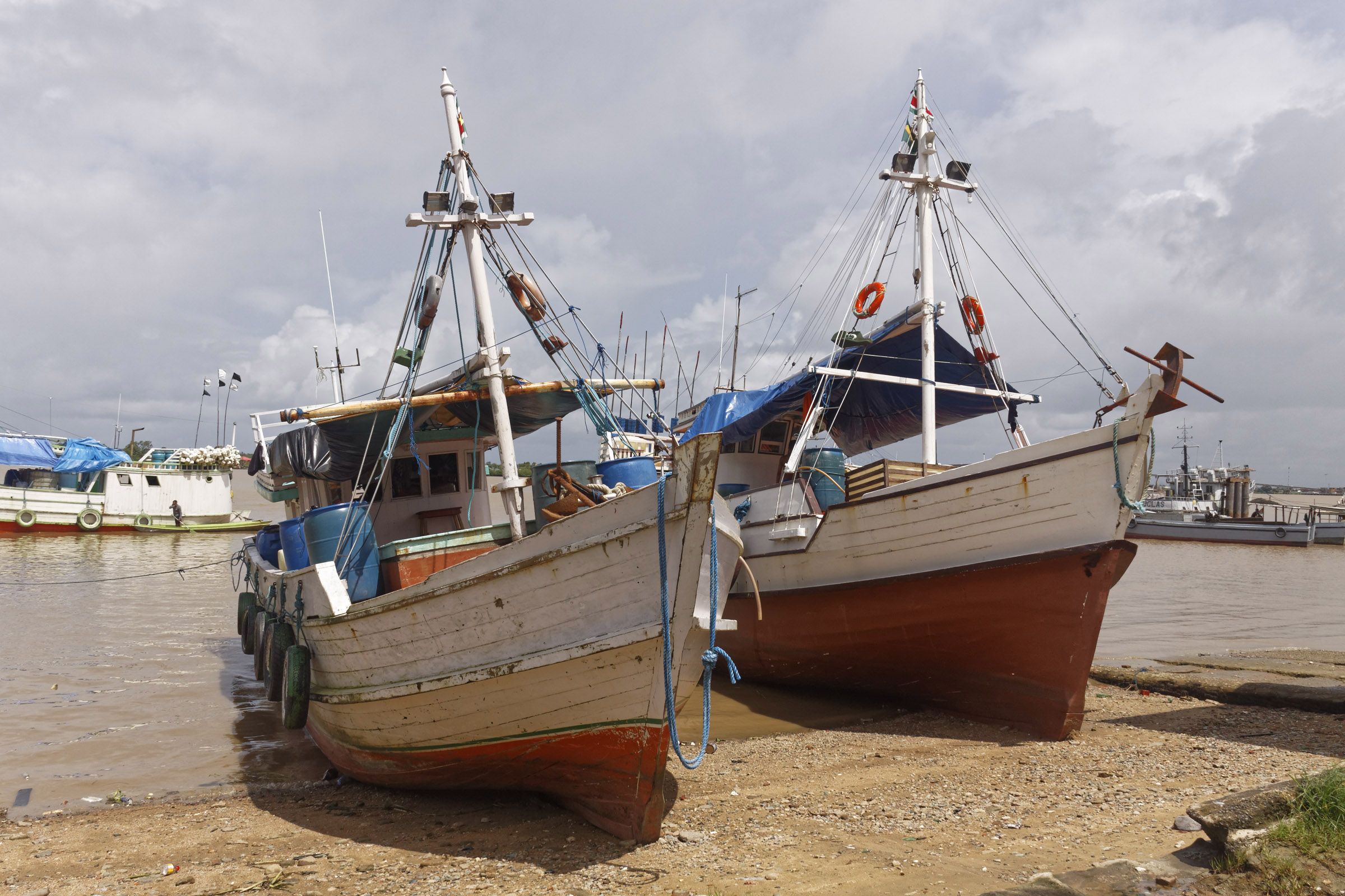 Fishing boats, Adventure, Nets, Vessel, Tropical, HQ Photo