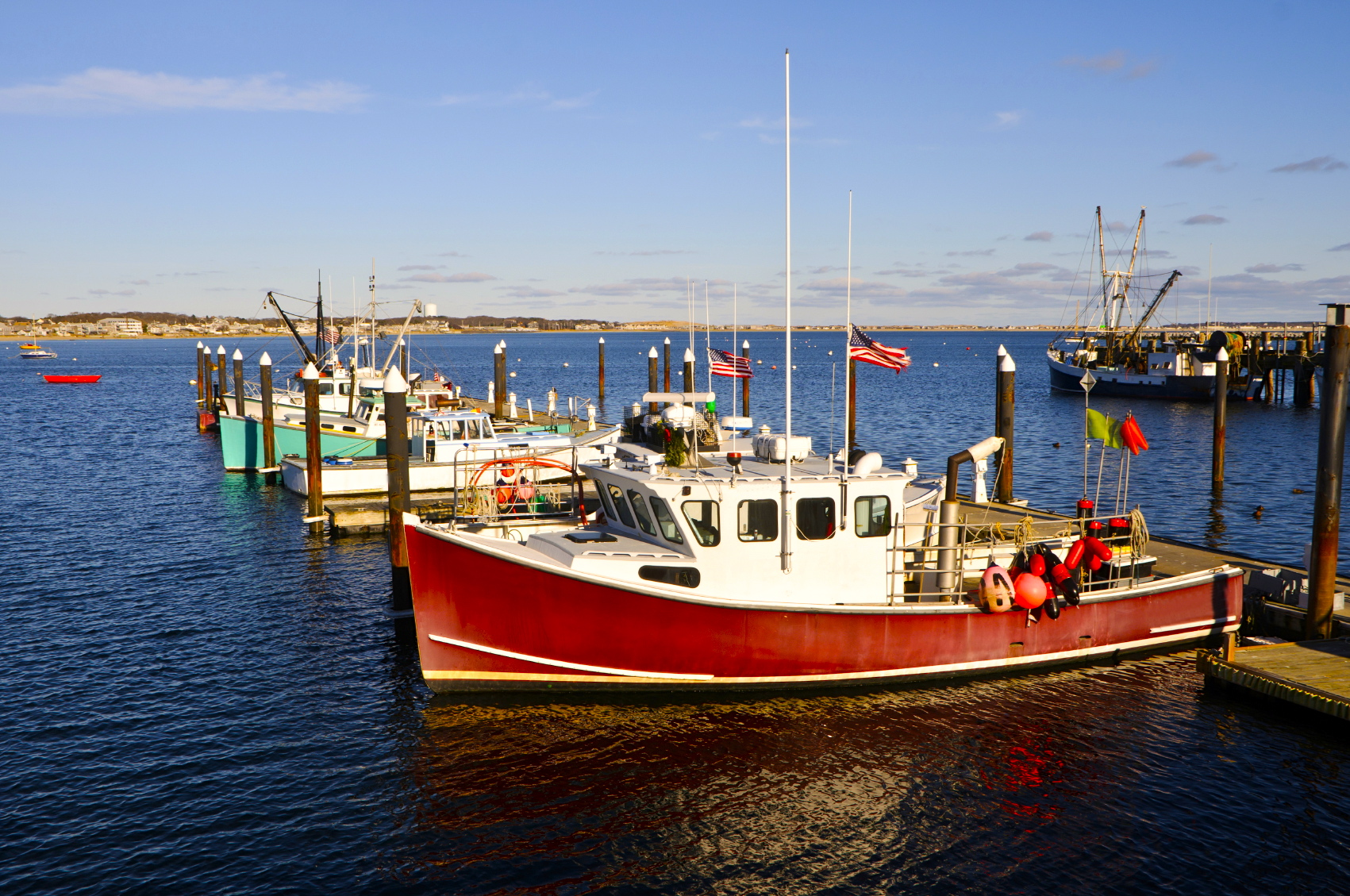Cape Cod Fishing Boats - visit-provincetown