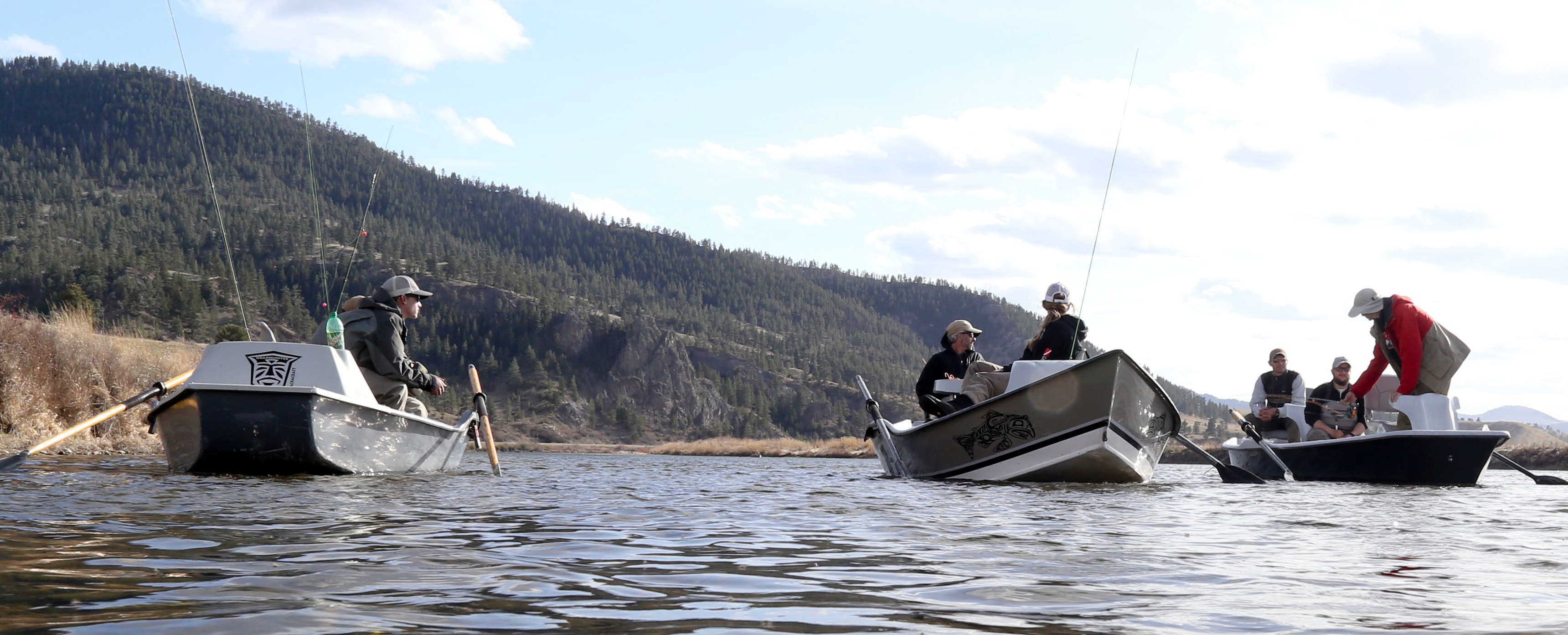 Fly fishing boats: the best boat for you | Explore Big Sky