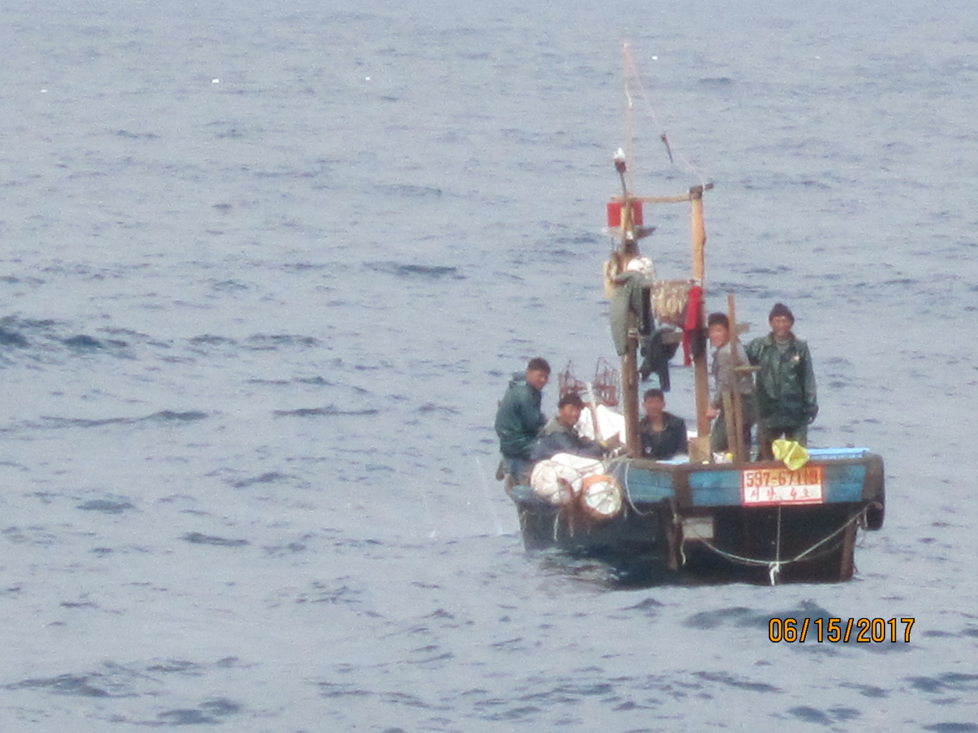 Mystery fleet driving Japanese boats from Sea of Japan fishing ...