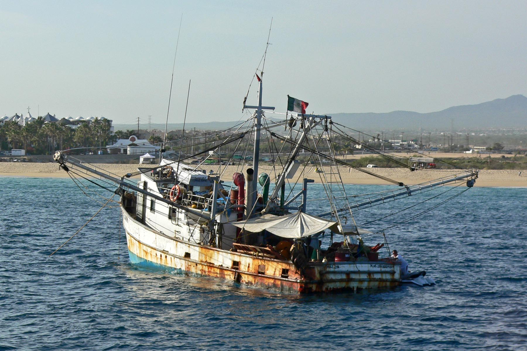 File:Fishing boat Che Guevara 2.jpg - Wikimedia Commons