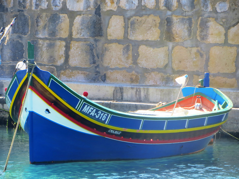 Malta, Fishing Boats | Have Bag, Will Travel