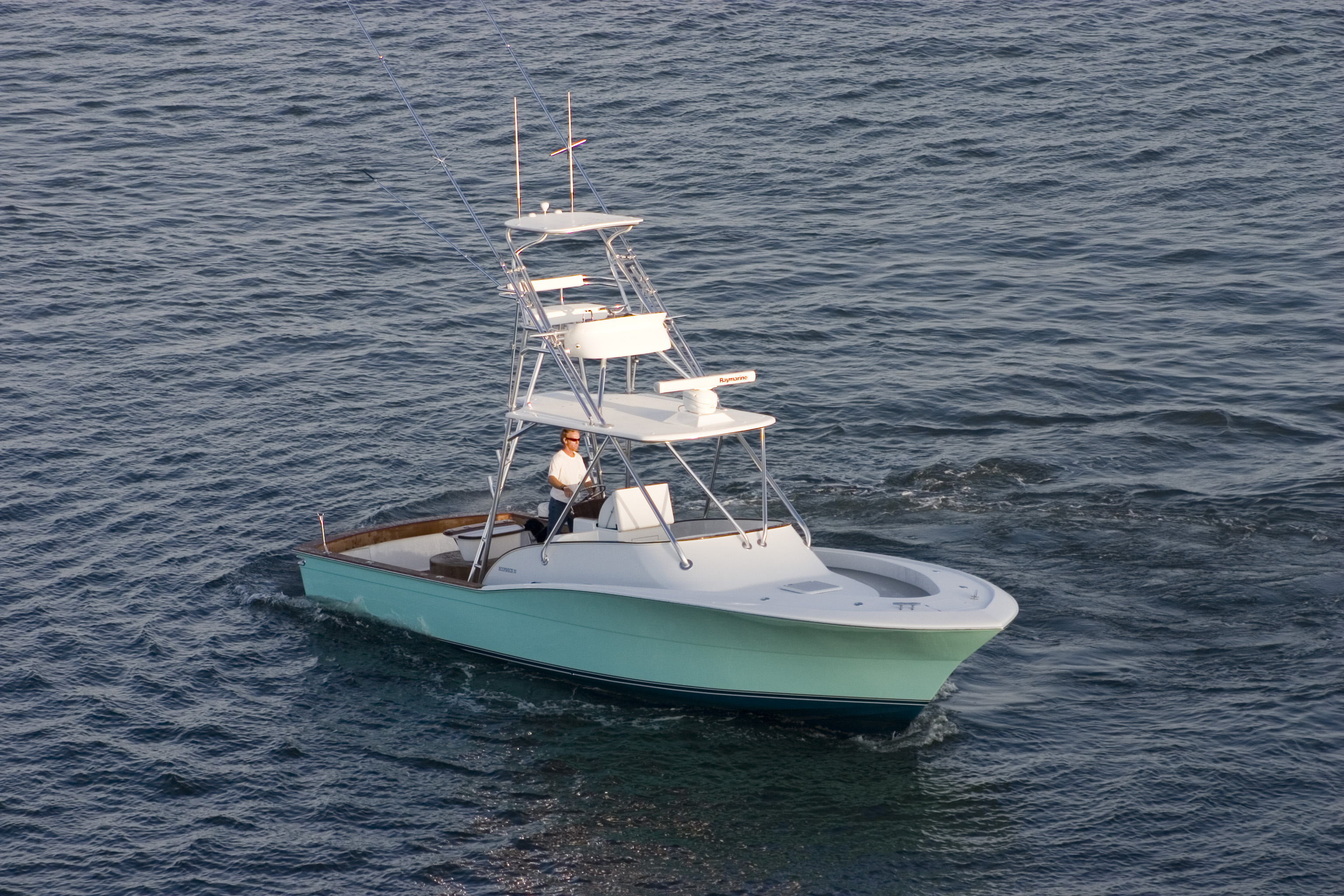 Scopinich, Custom Boats, Fighting Chairs, Yacht furniture, Saltwater ...