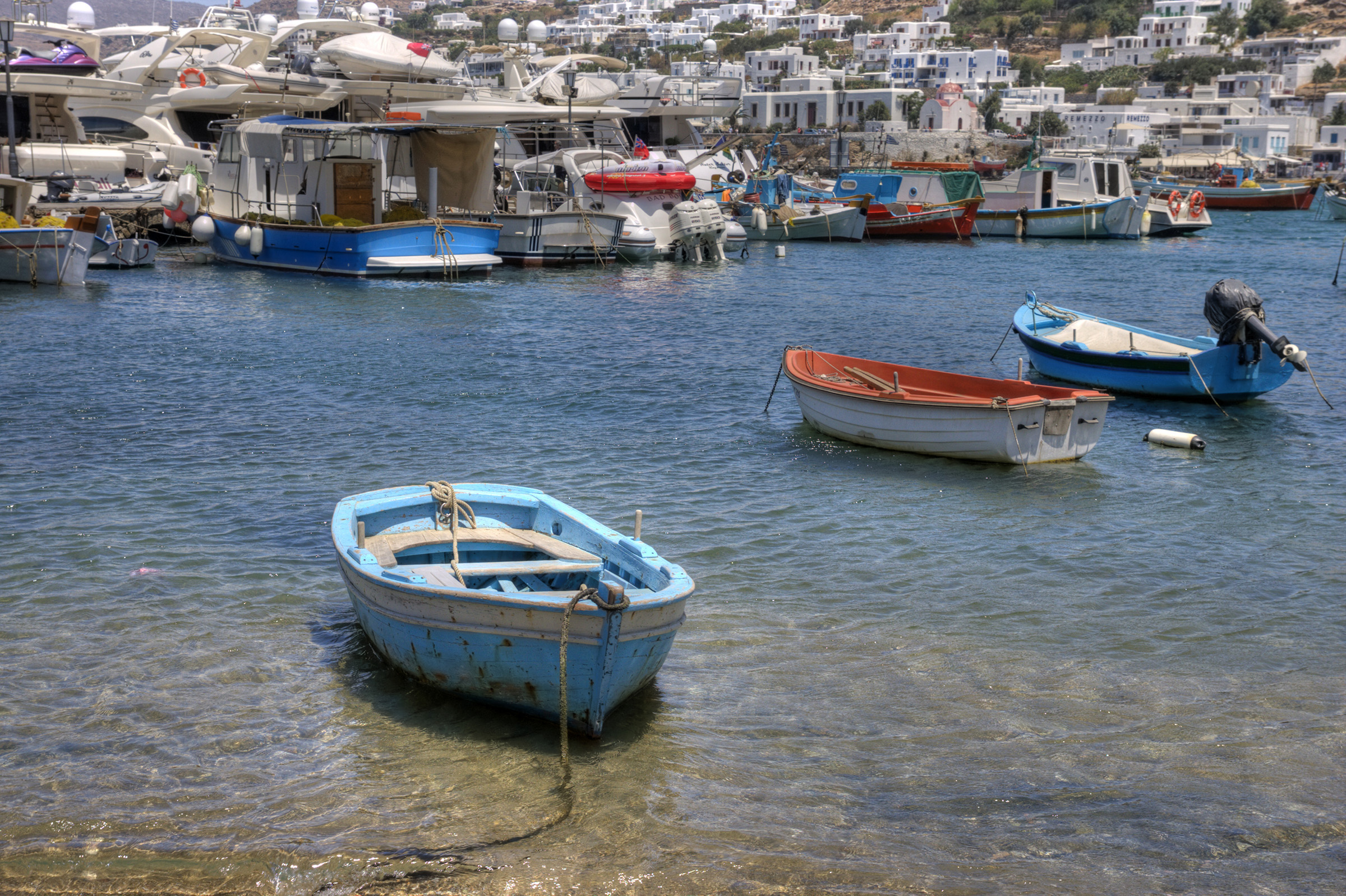 Fishing Boats, Architecture, Mediterranean, Typical, Travel, HQ Photo