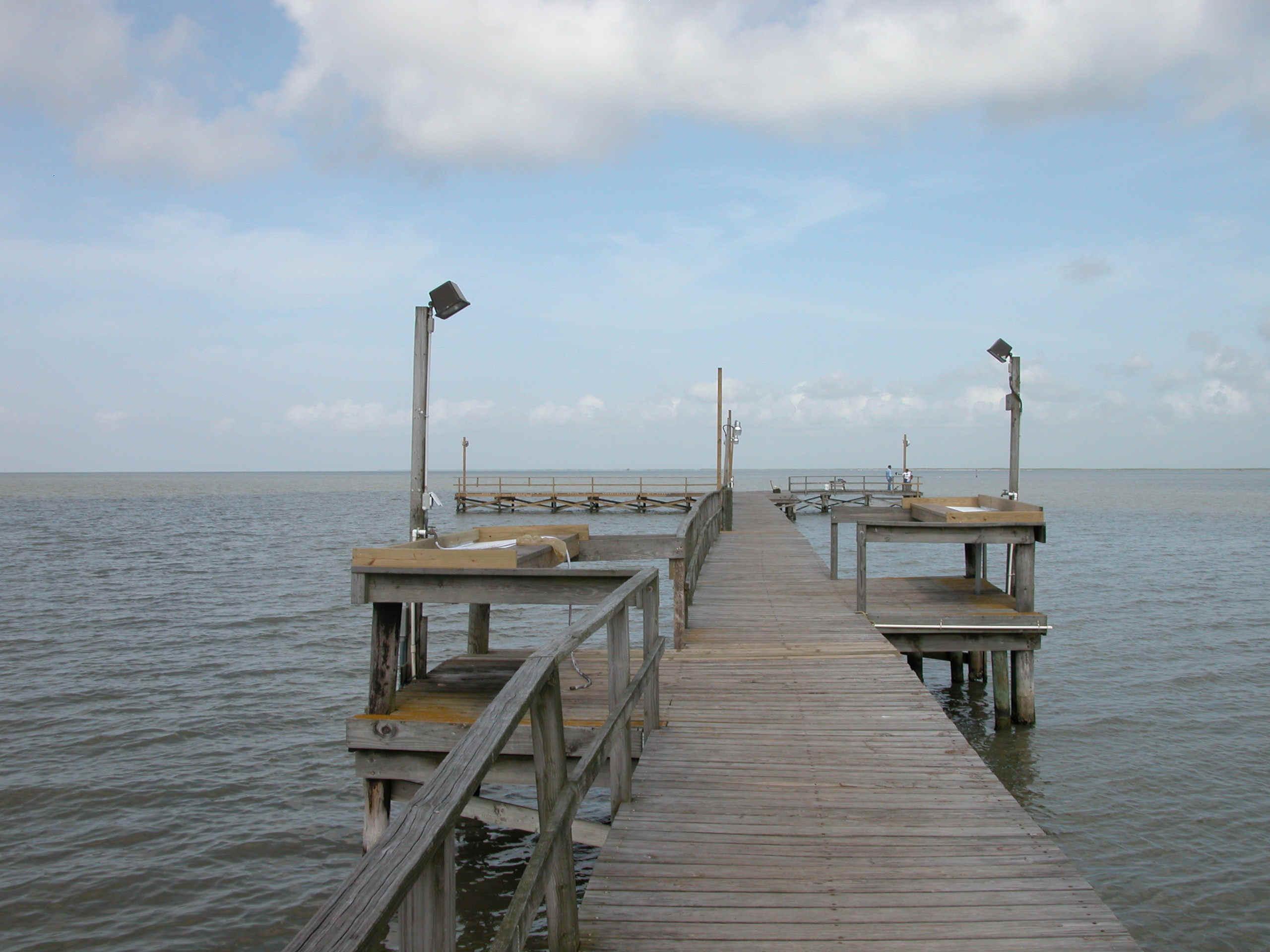 Pier photo