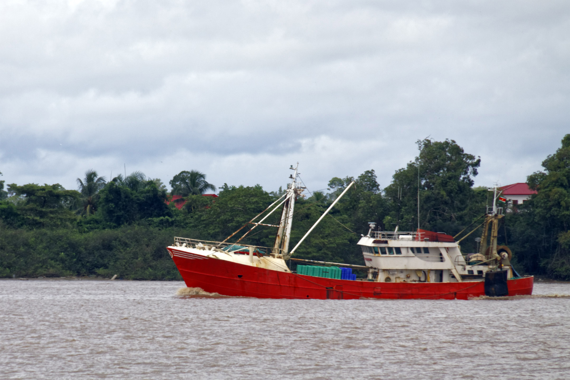 Fishing trawler, Backgrounds, Shipping, Water, Vessel, HQ Photo