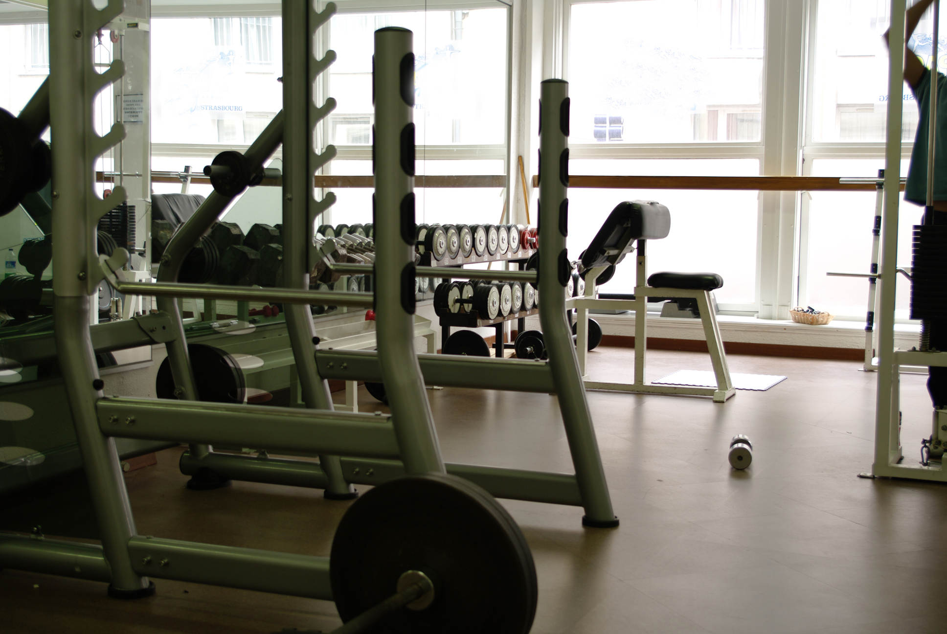 Fitness center, Sport, Room, Steel, Weights, HQ Photo