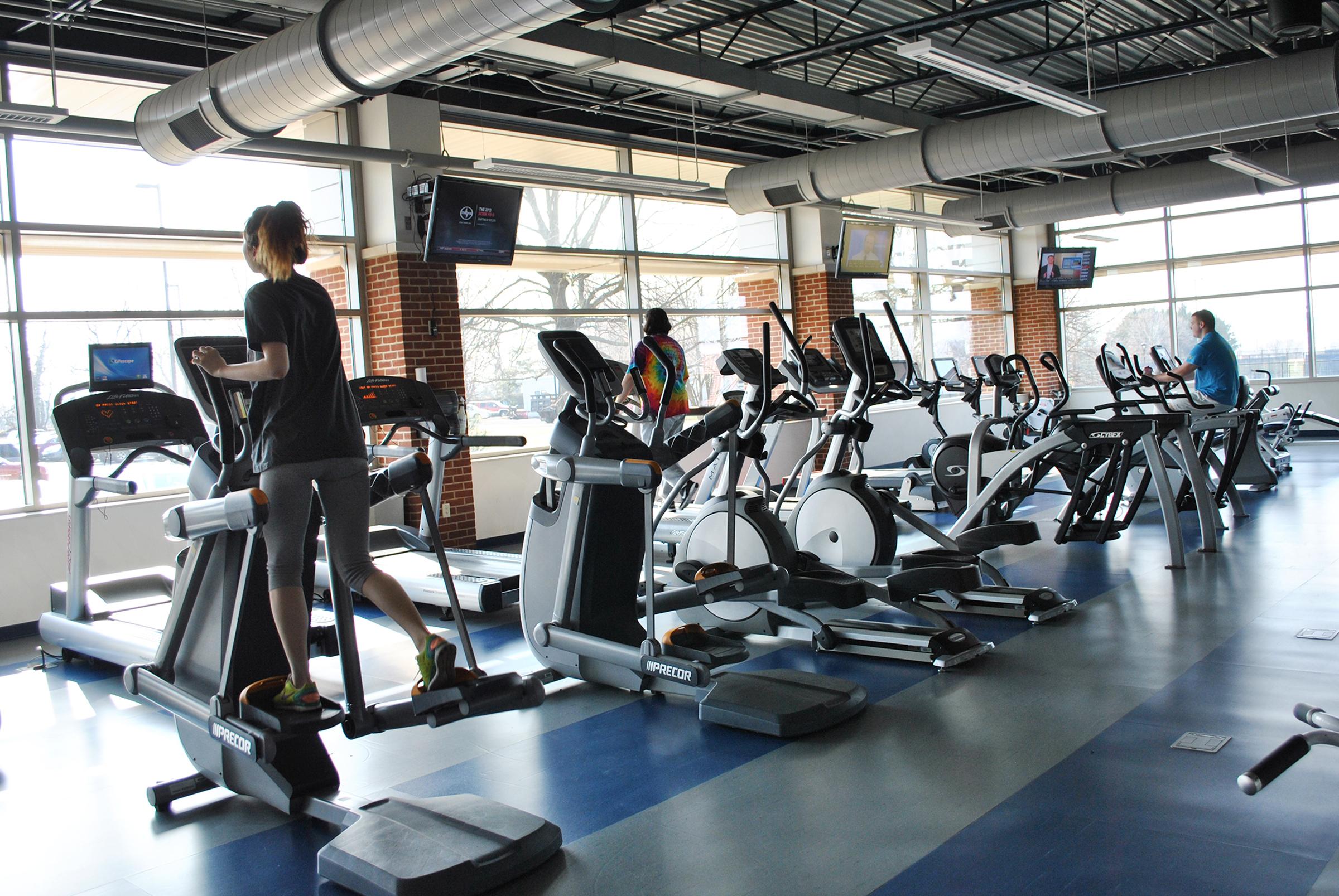 Fitness Center | Penn State Harrisburg