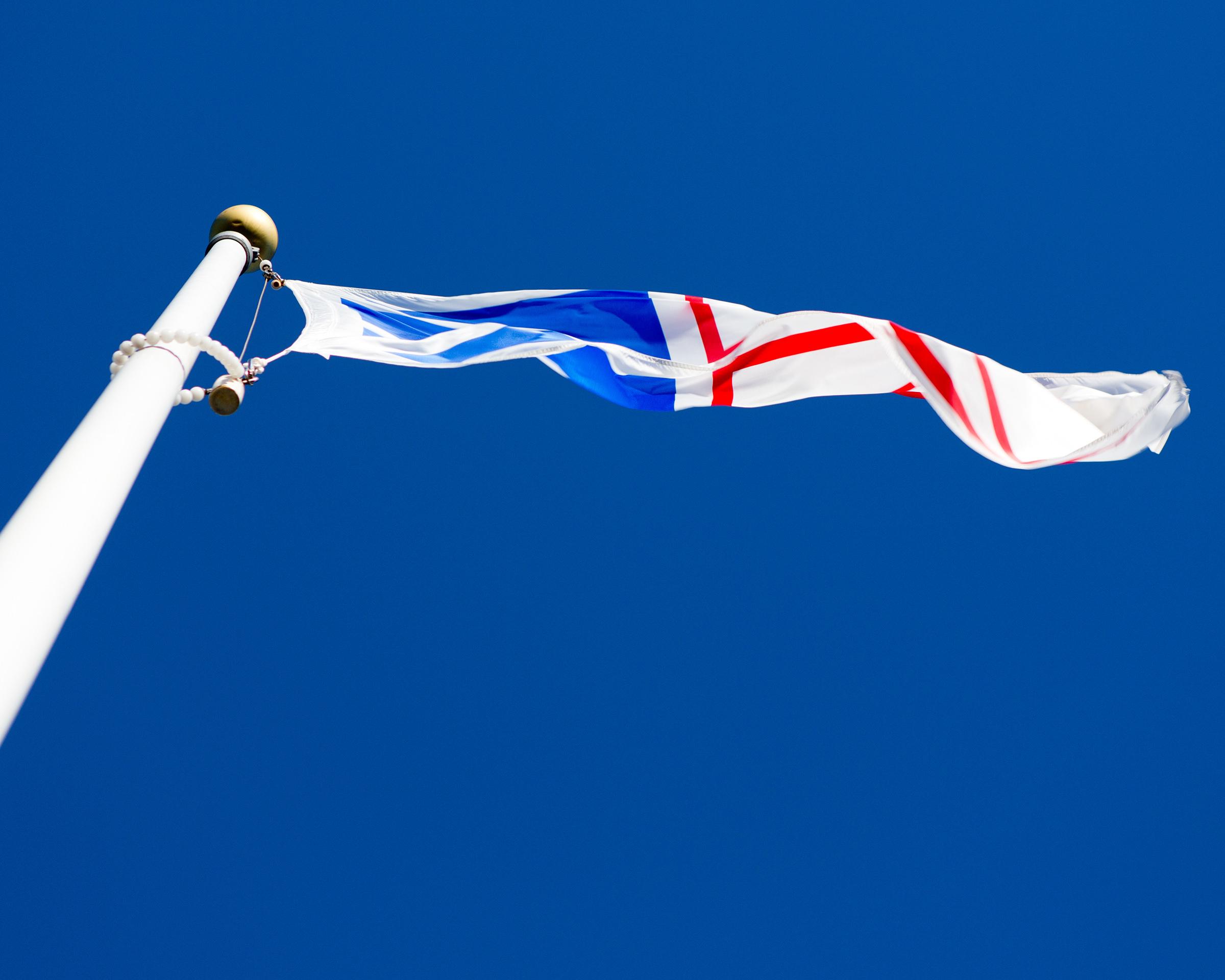 Flag, Canada, Newfoundland, Sunny, Summertime, HQ Photo
