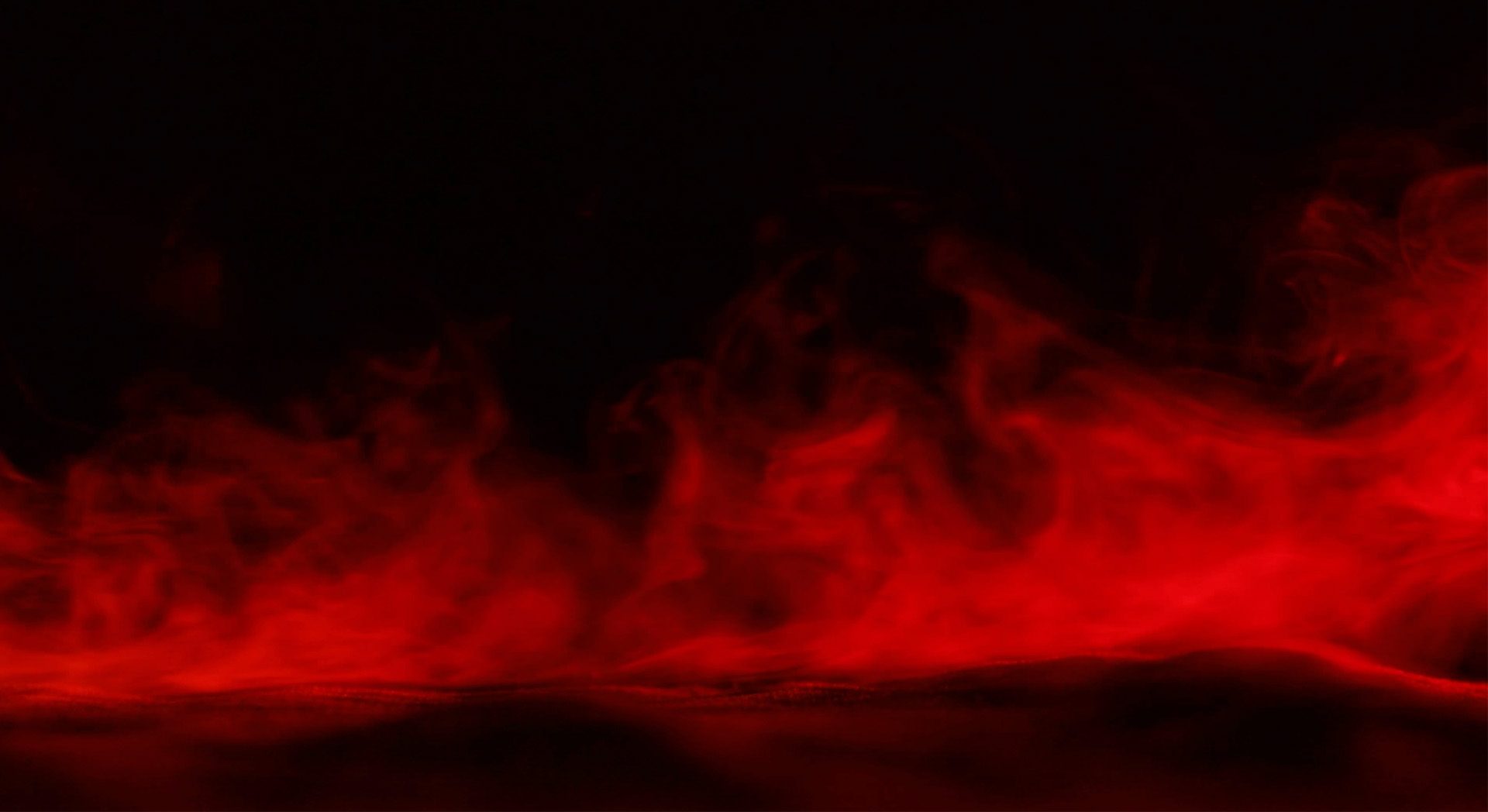 Abstract Red Dry Ice Smoke Flame Background Loop - MusicTruth ...