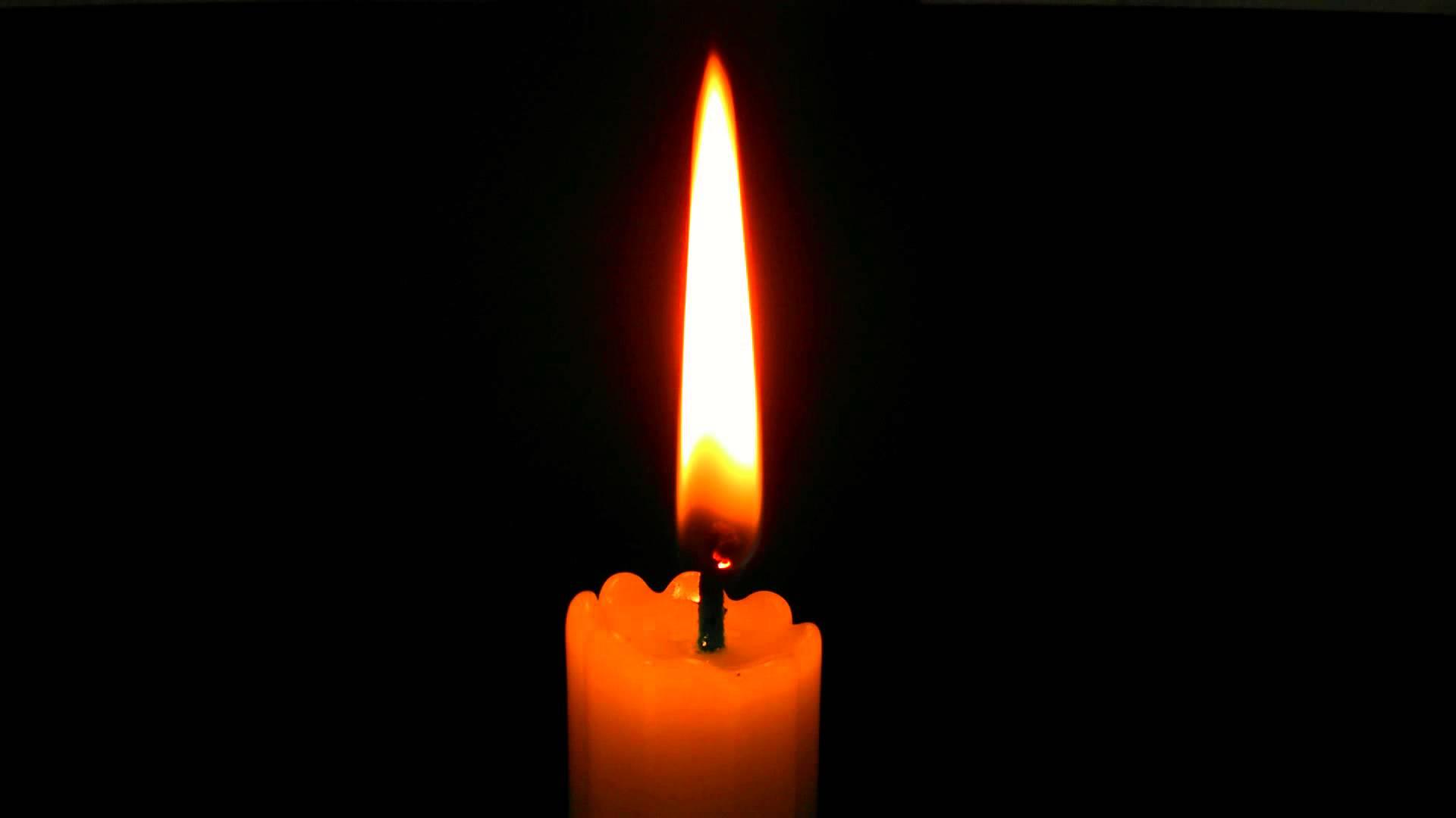 meditation candle flame no sound 1hour - YouTube