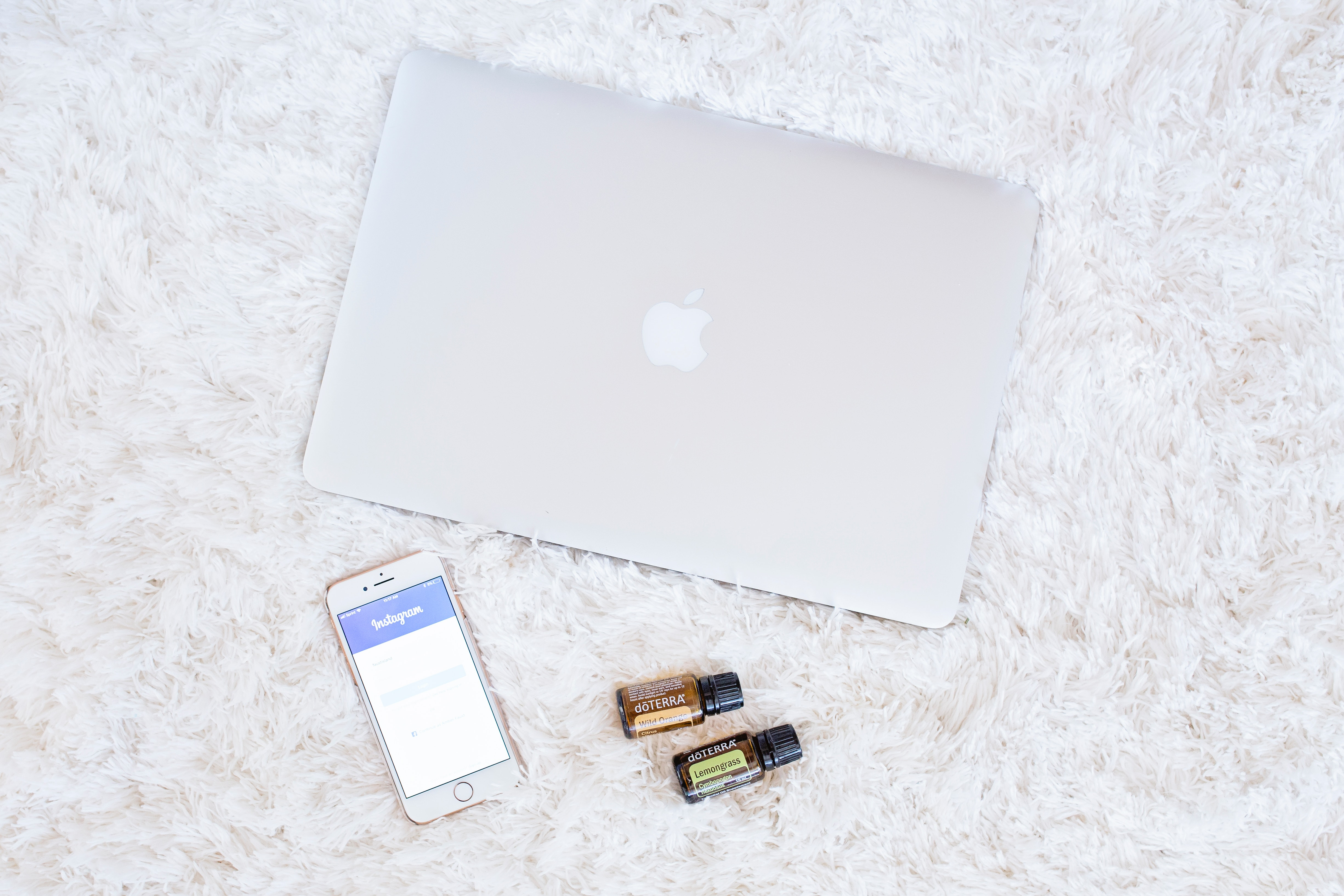 Flat Lay Photography of Apple Devices, Apple devices, Top view, Technology, Smartphone, HQ Photo