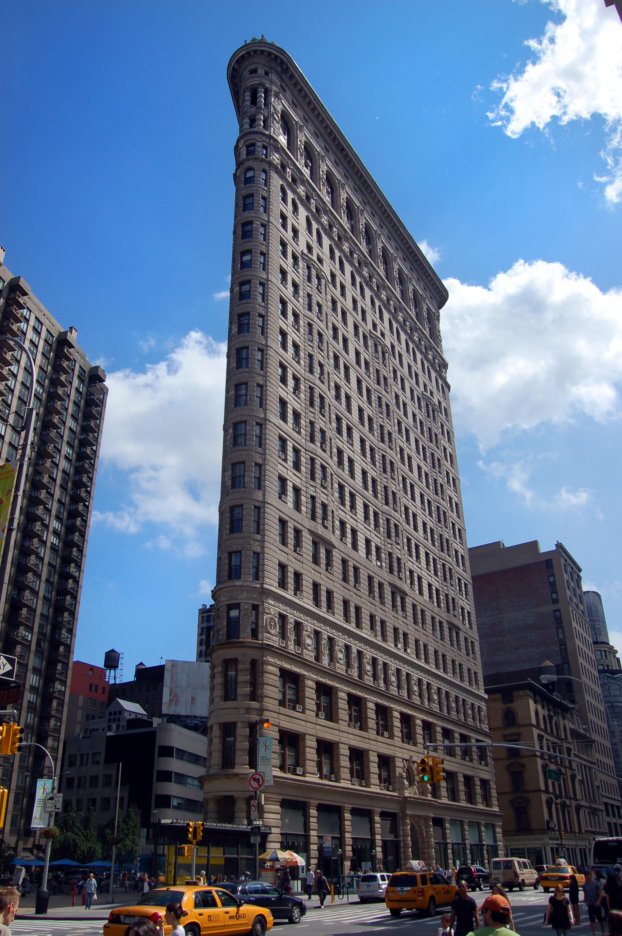 AD Classics: Flatiron Building / Daniel Burnham | ArchDaily