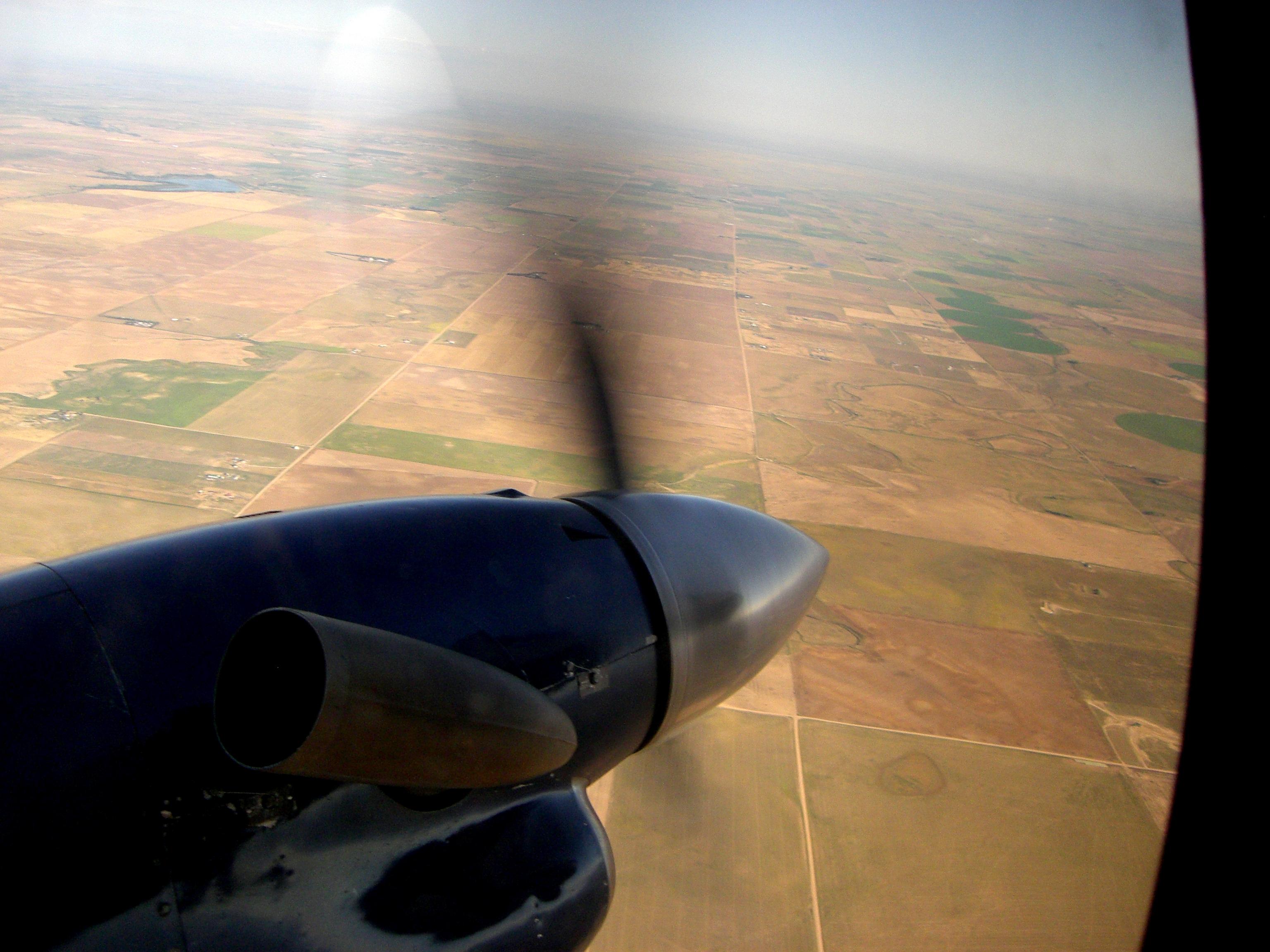 Flight photo