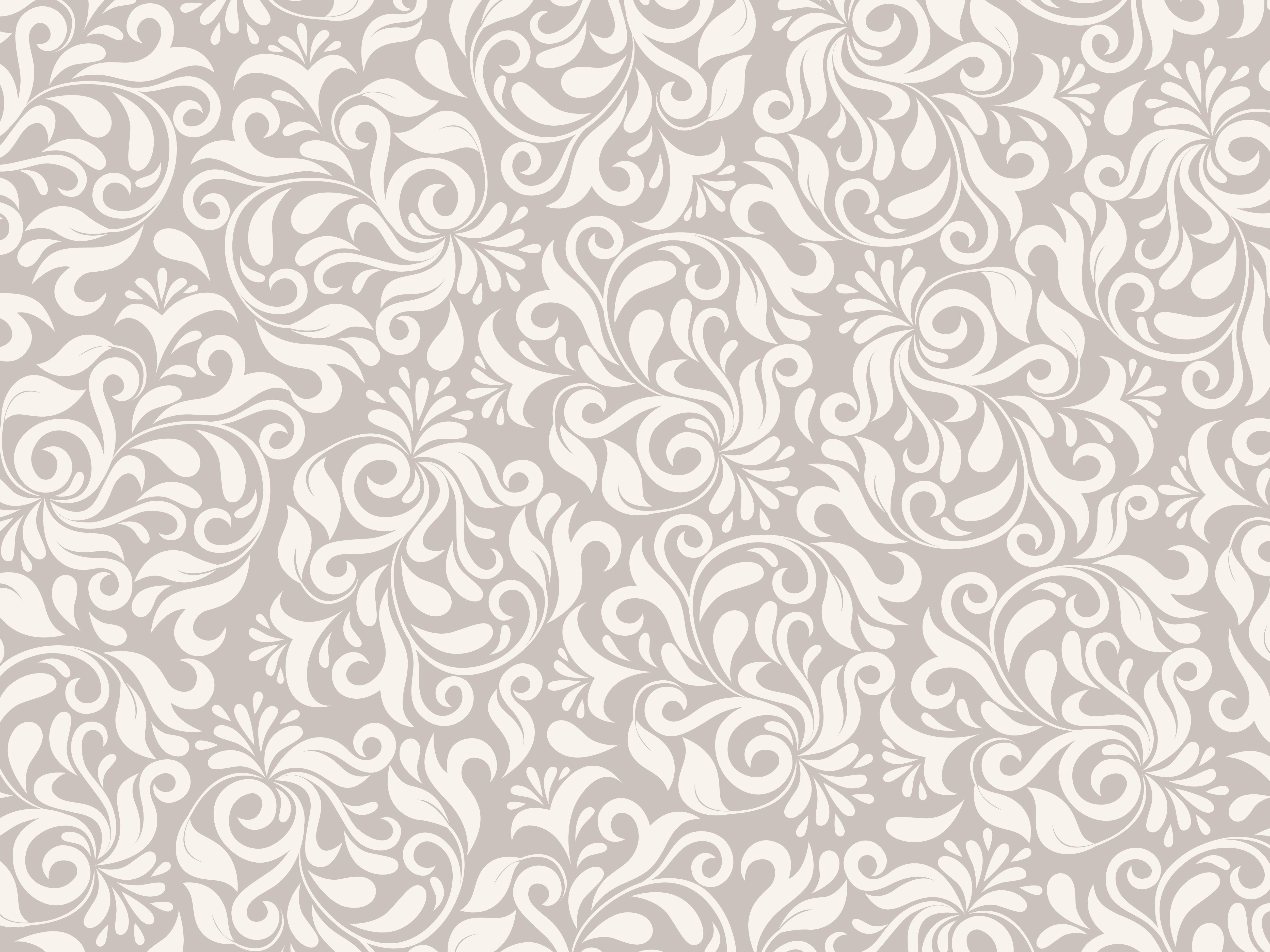 Floral Pattern Background Wallpaper 16341 - Baltana