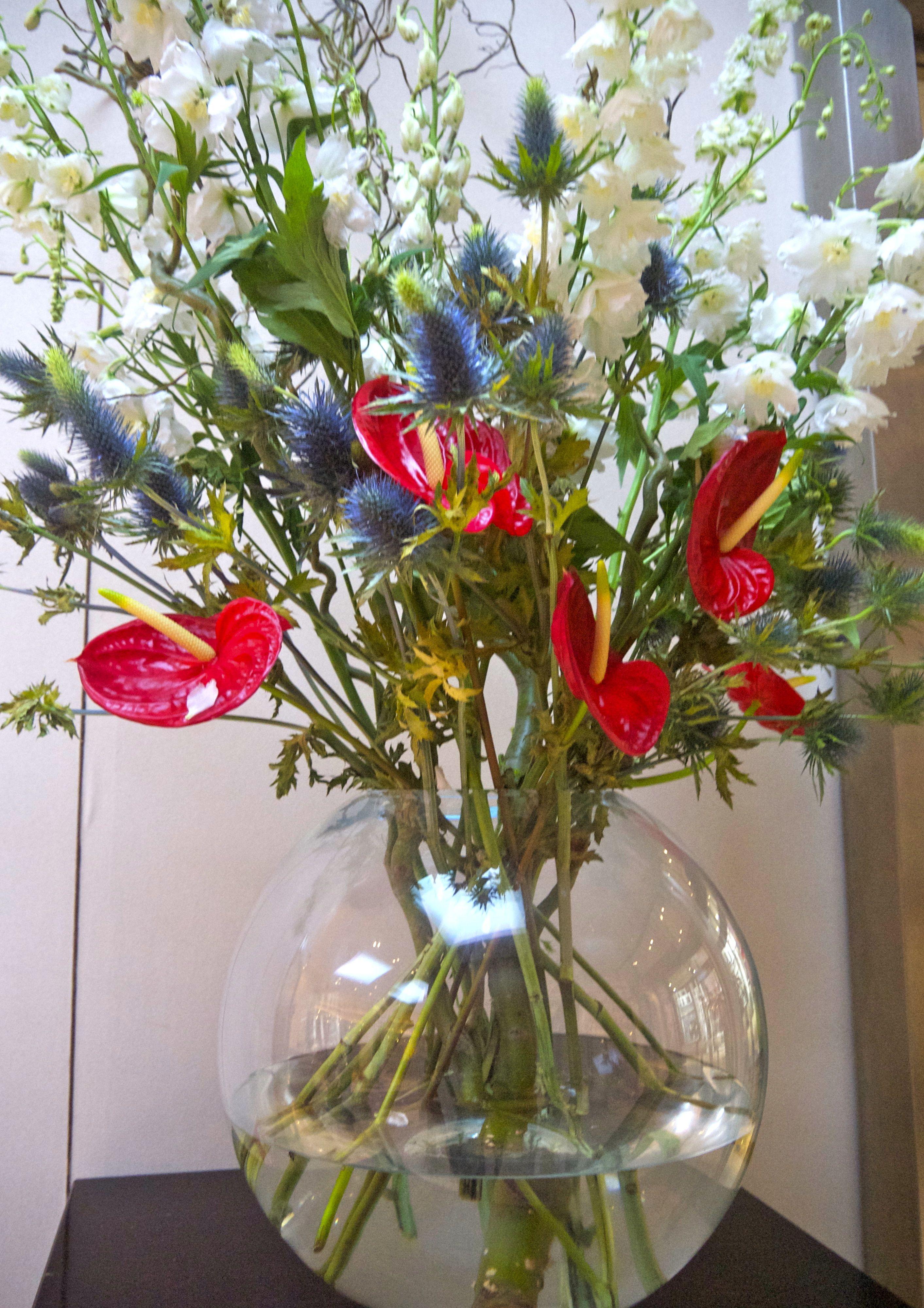 Floral display photo