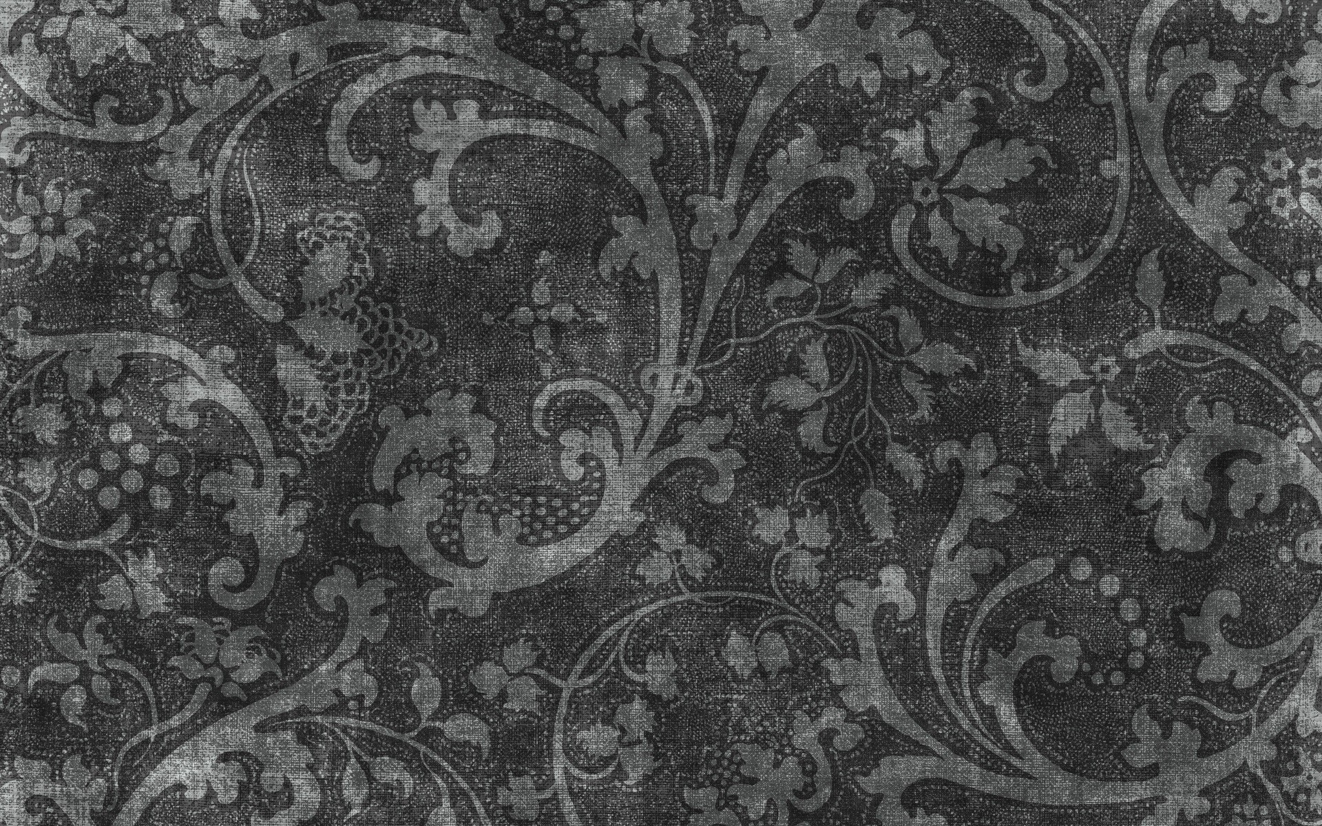 Floral patterned texture photo