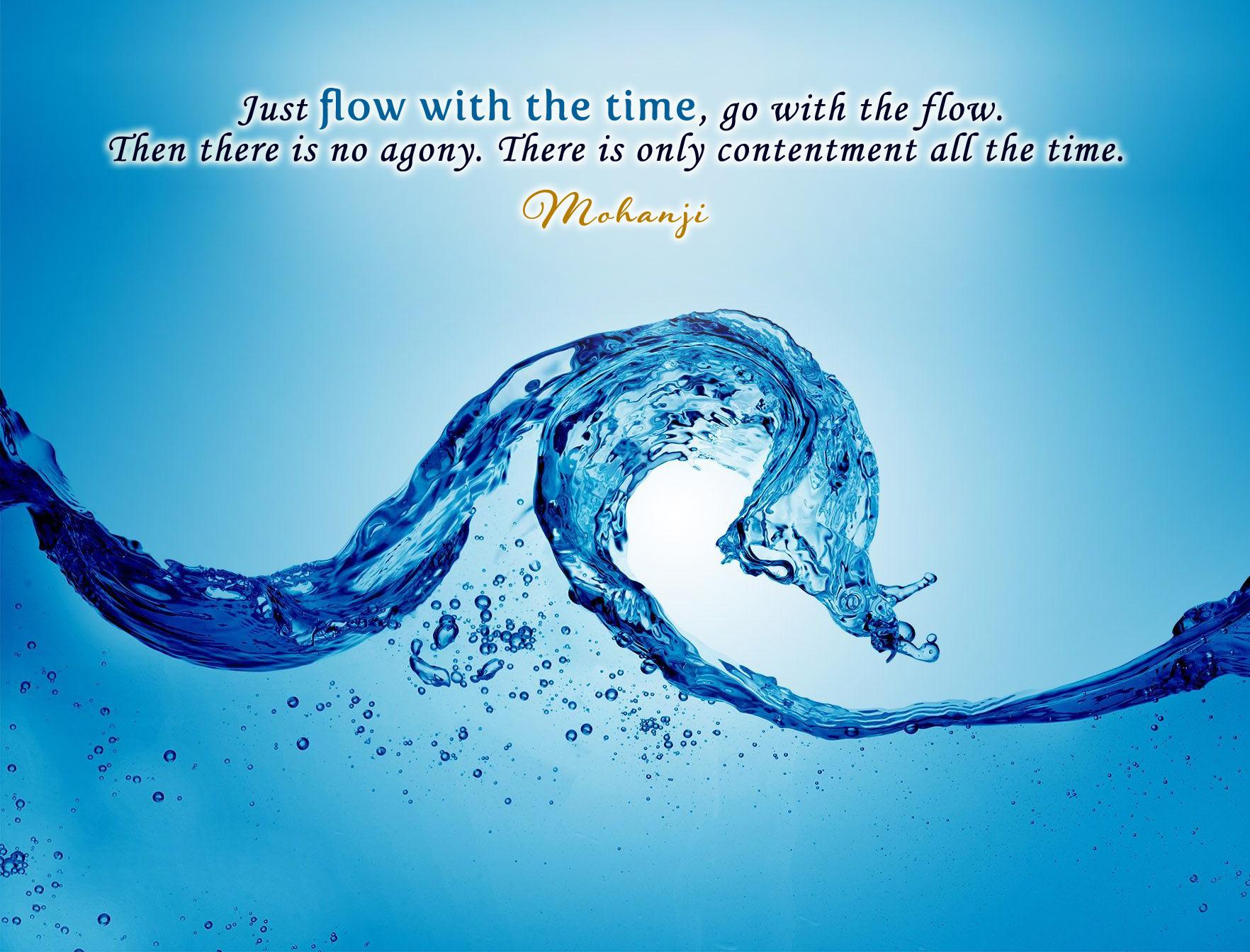 Flow photo