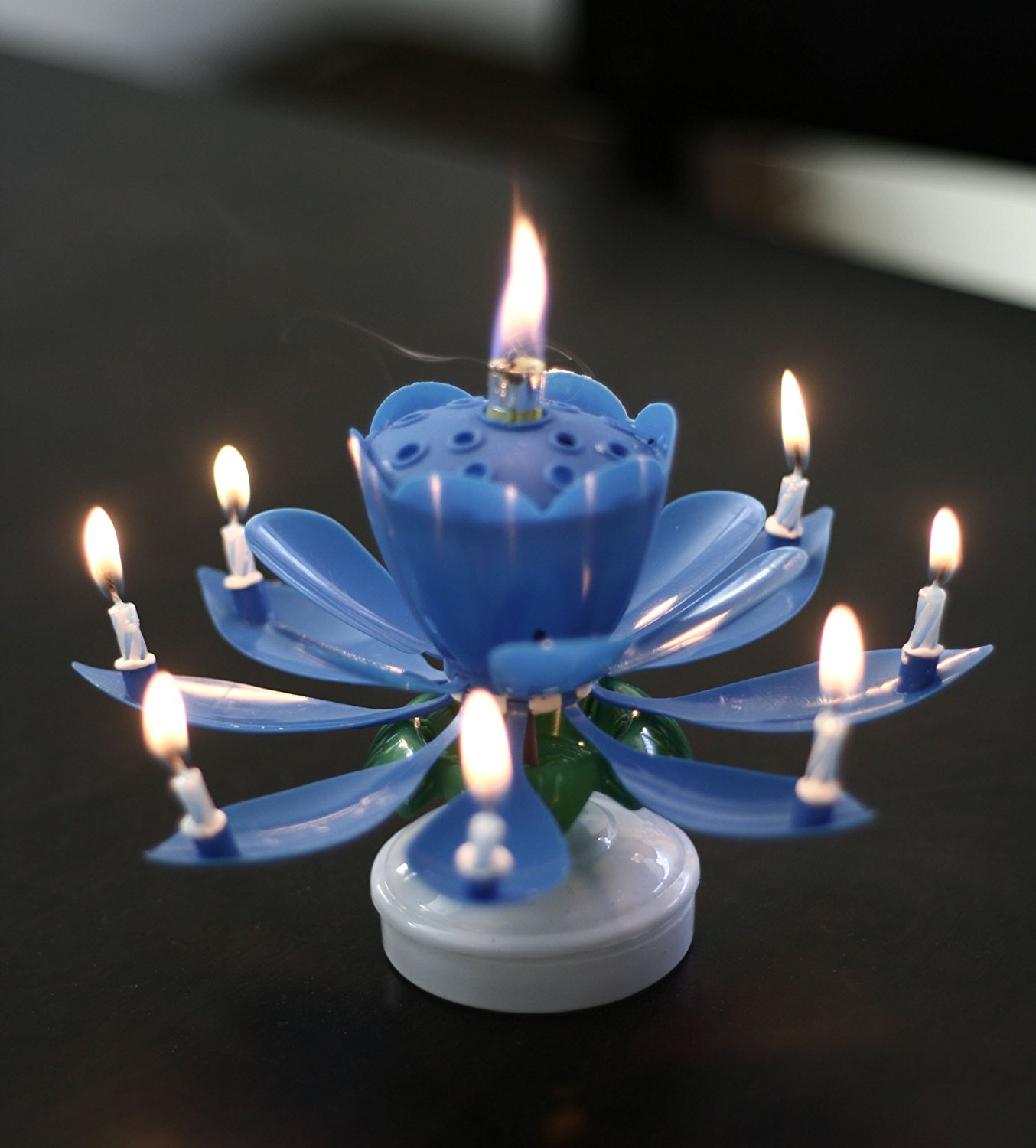 Free Photo Flower And Candle