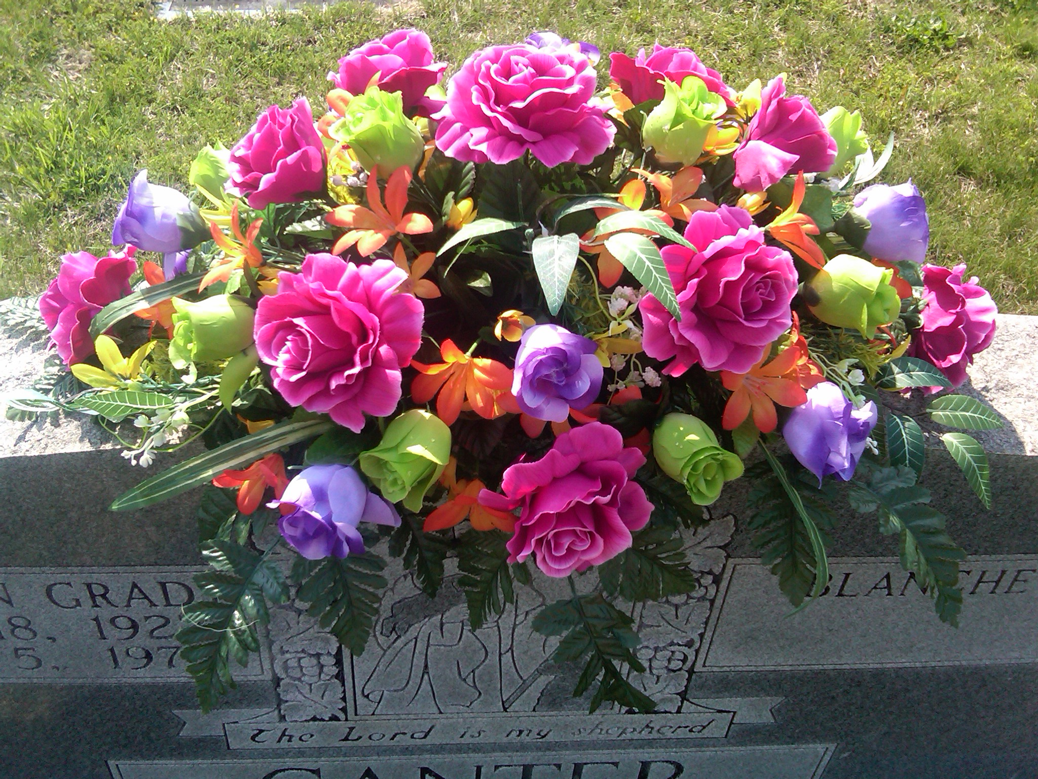 Easter Week and Decorating the Graves – Writingfeemail's Blog