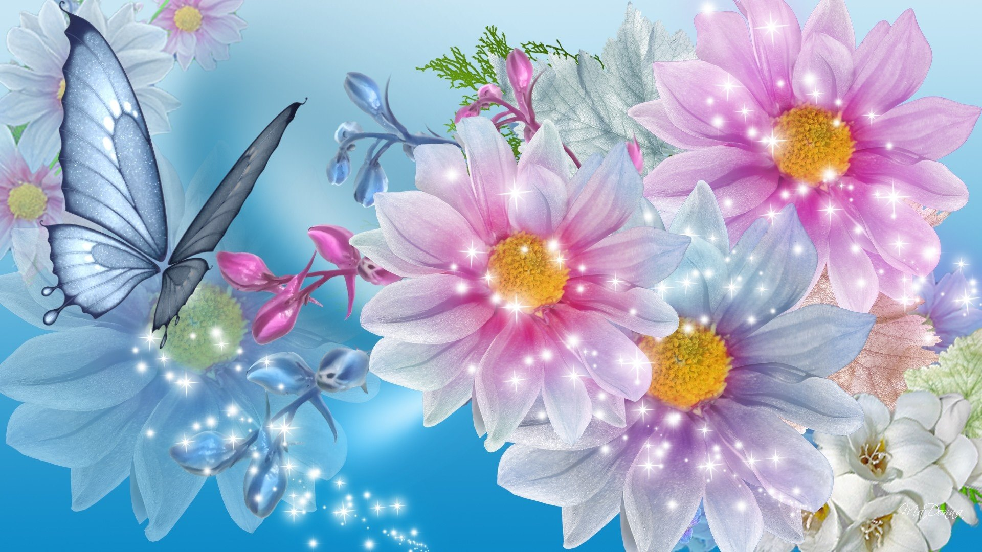 169+ Flower Backgrounds, Wallpapers, Pictures, Images | Design ...