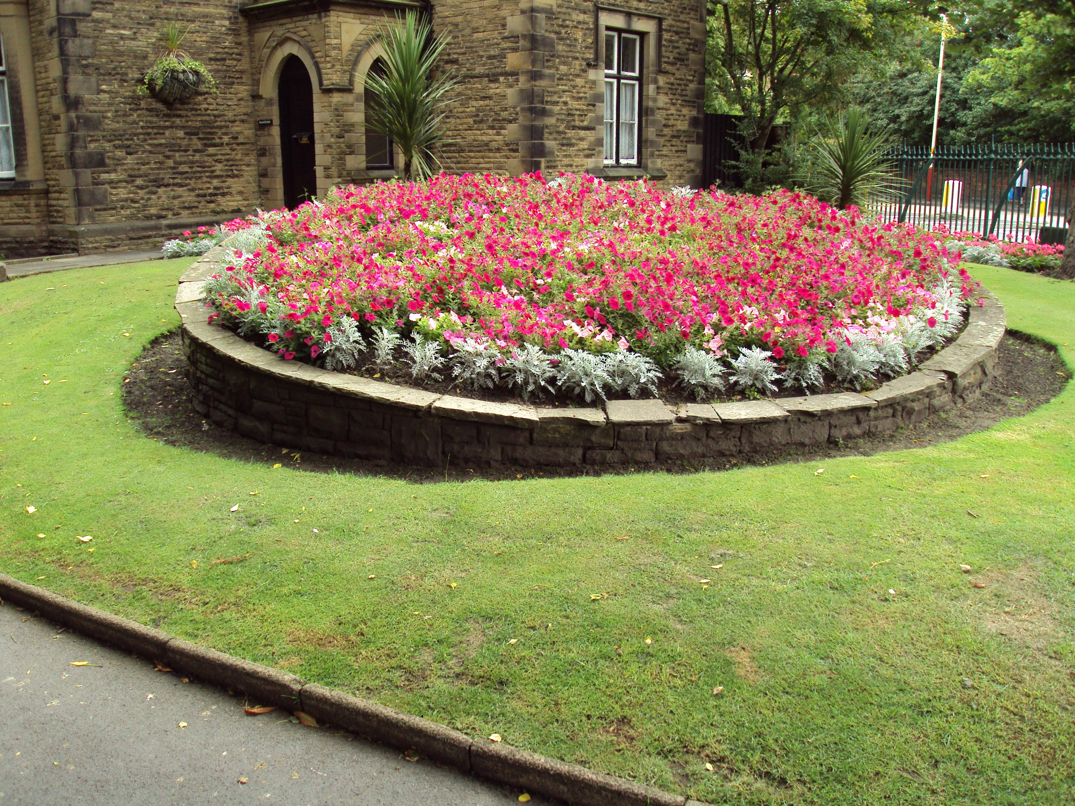 File:Flowerbed, Hesketh Park 1.JPG - Wikimedia Commons