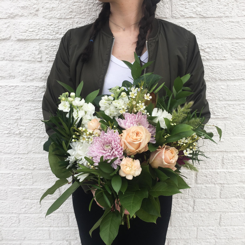 Bouquet du Jour - Flower Bombers