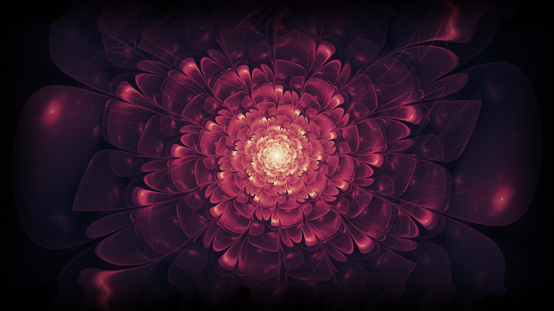 Fractal flower by Perbear42 on DeviantArt