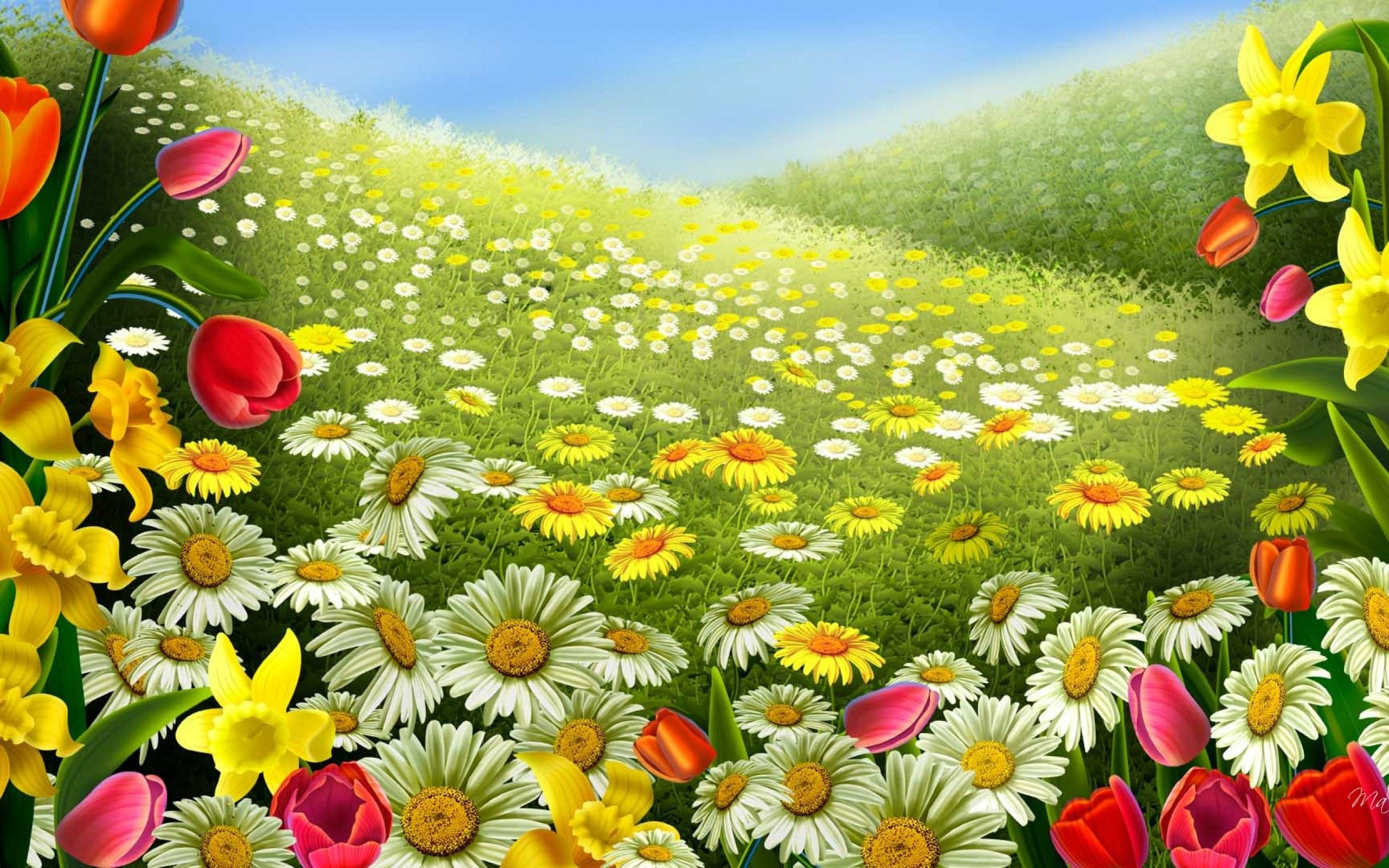Flower Garden Images Free Flowers Healthy