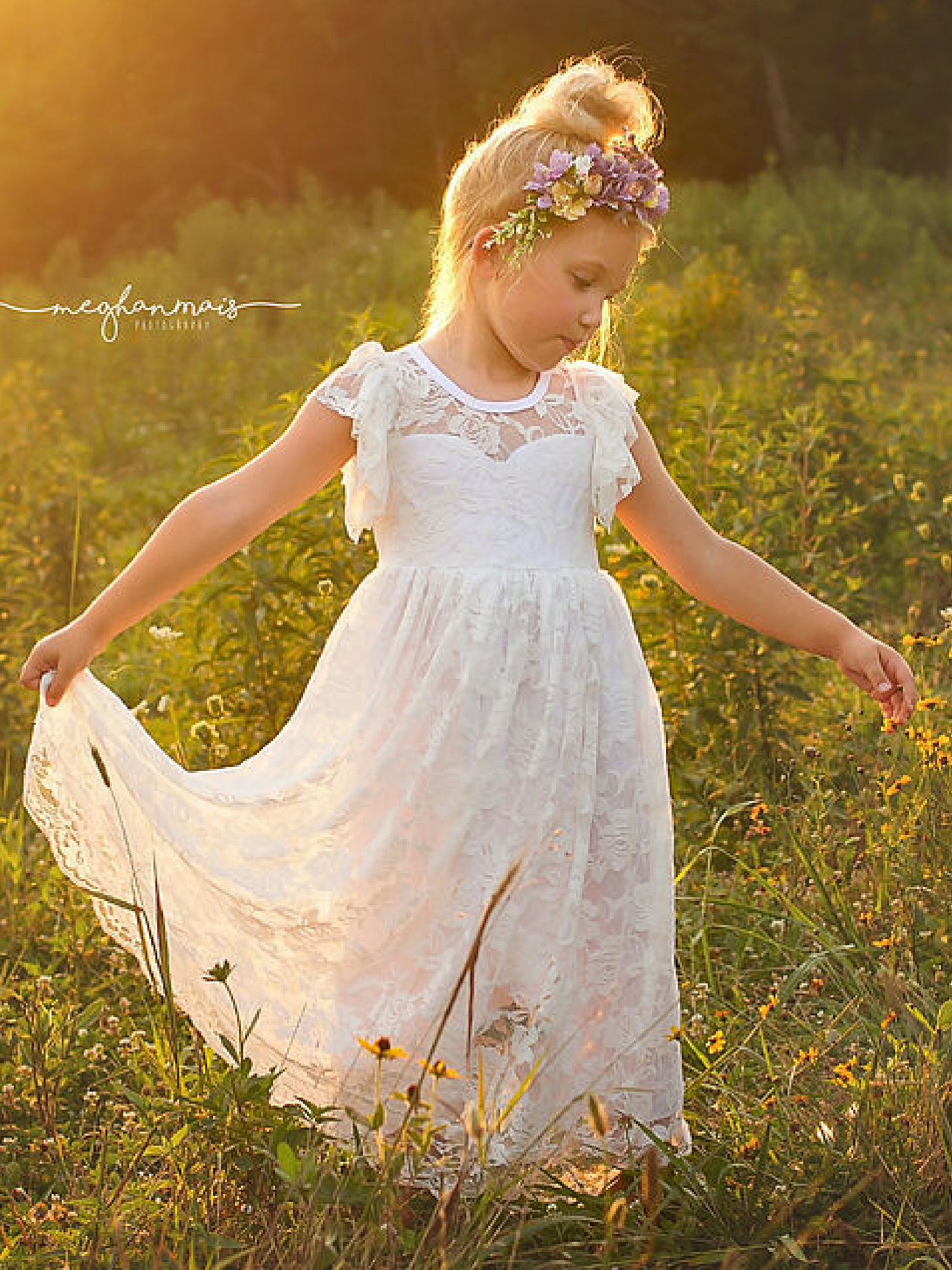 Free Photo Flower Girl Spring Sweet Flower Free Download Jooinn