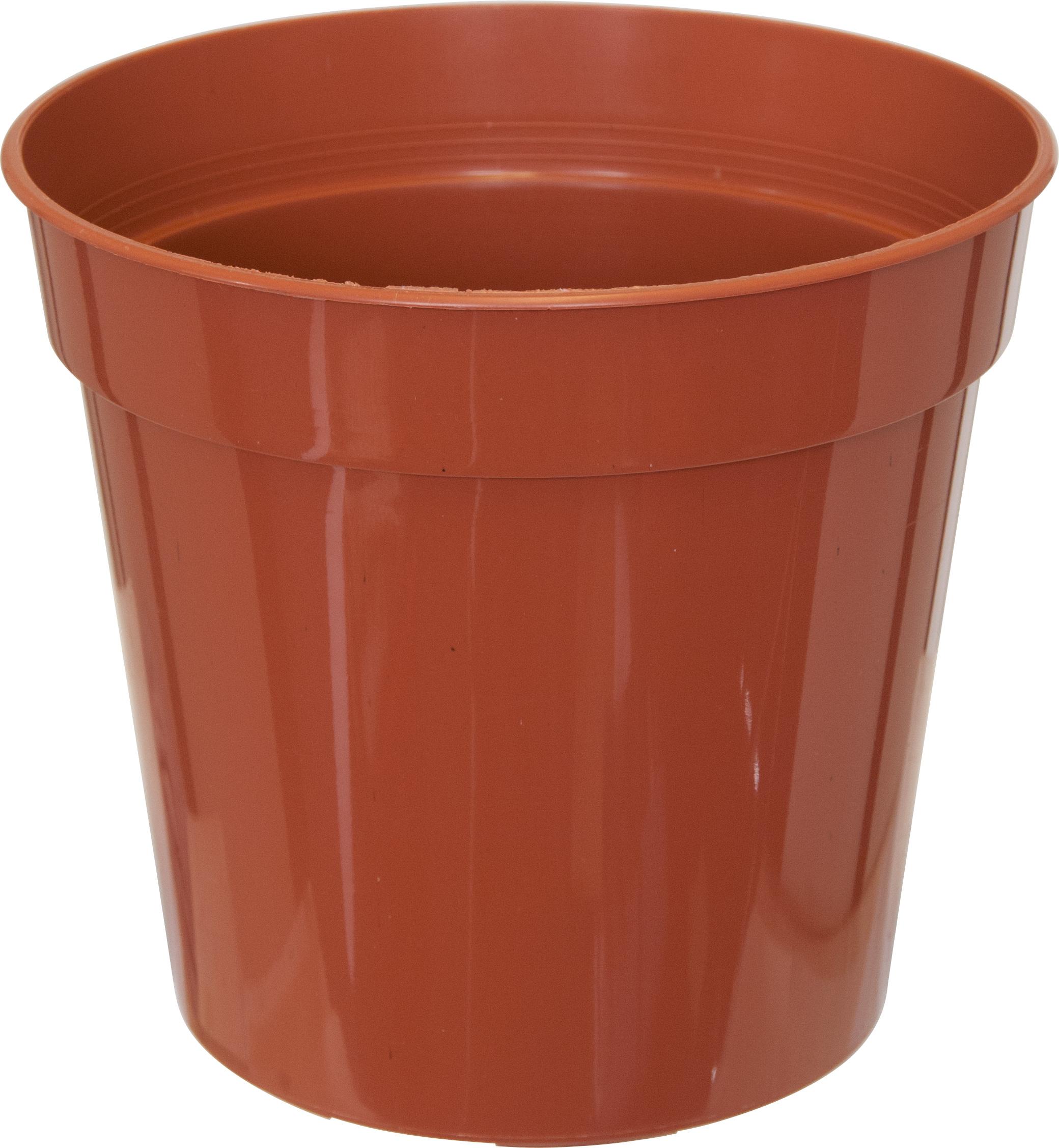 Sankey 8 in/20 cm Plastic Flower Pot   M W Partridge & Co Ltd ...
