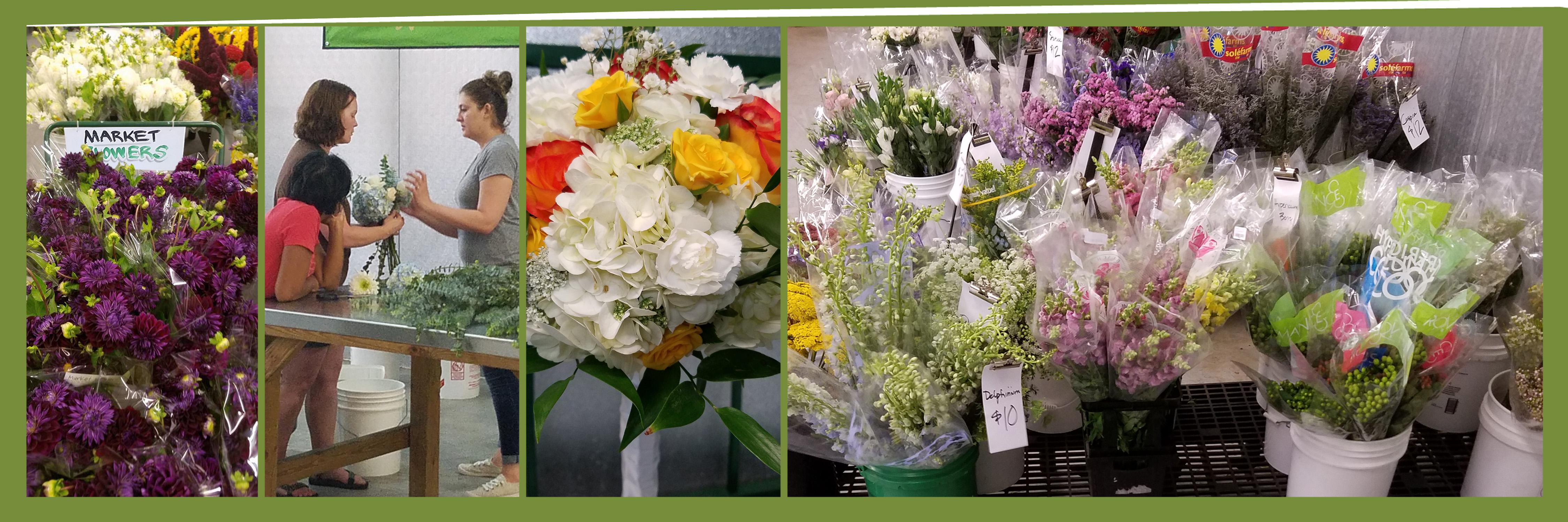 Market Flowers - Bulk and DIY Flowers