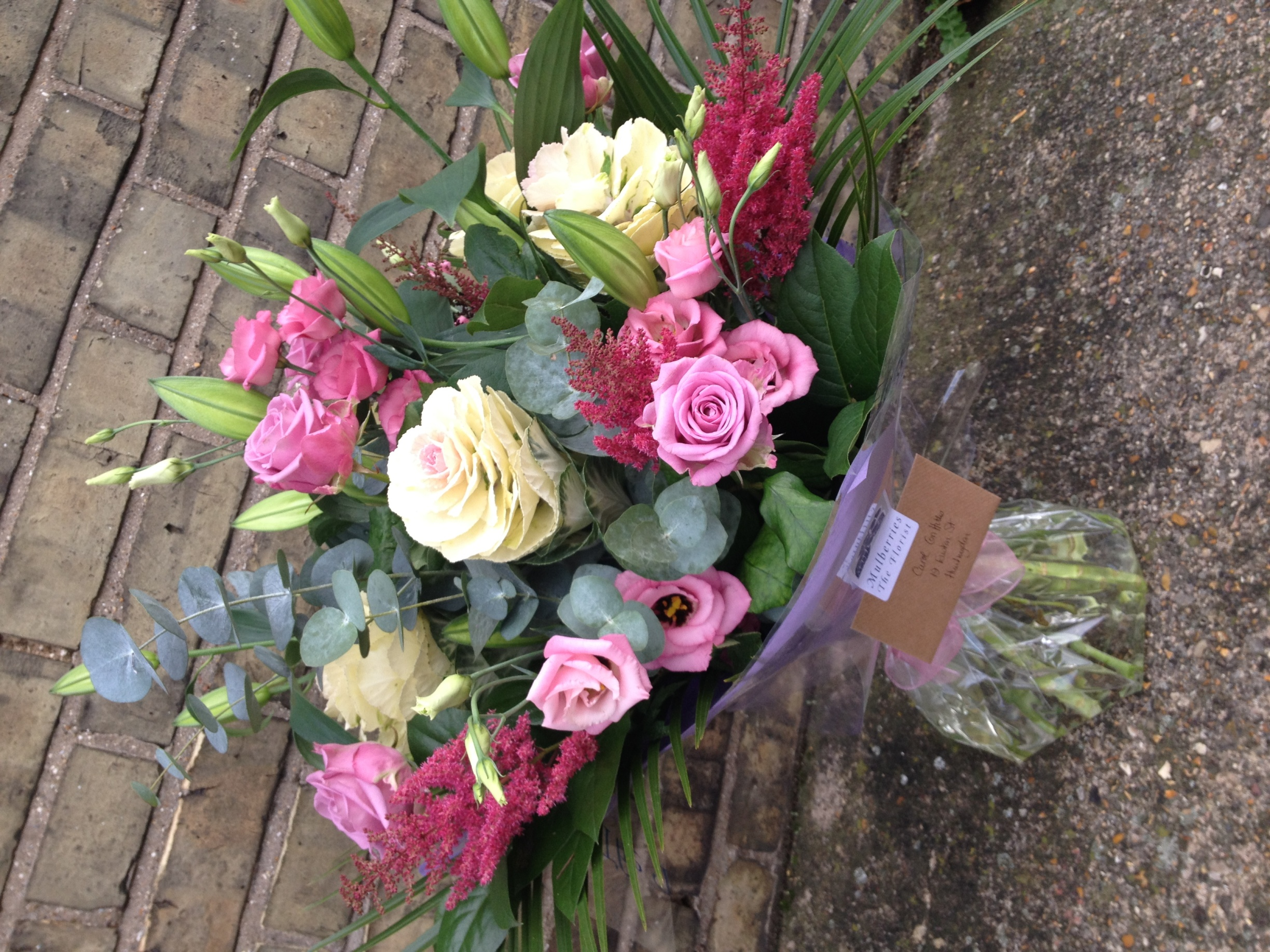 Order our flowers | The Flower House