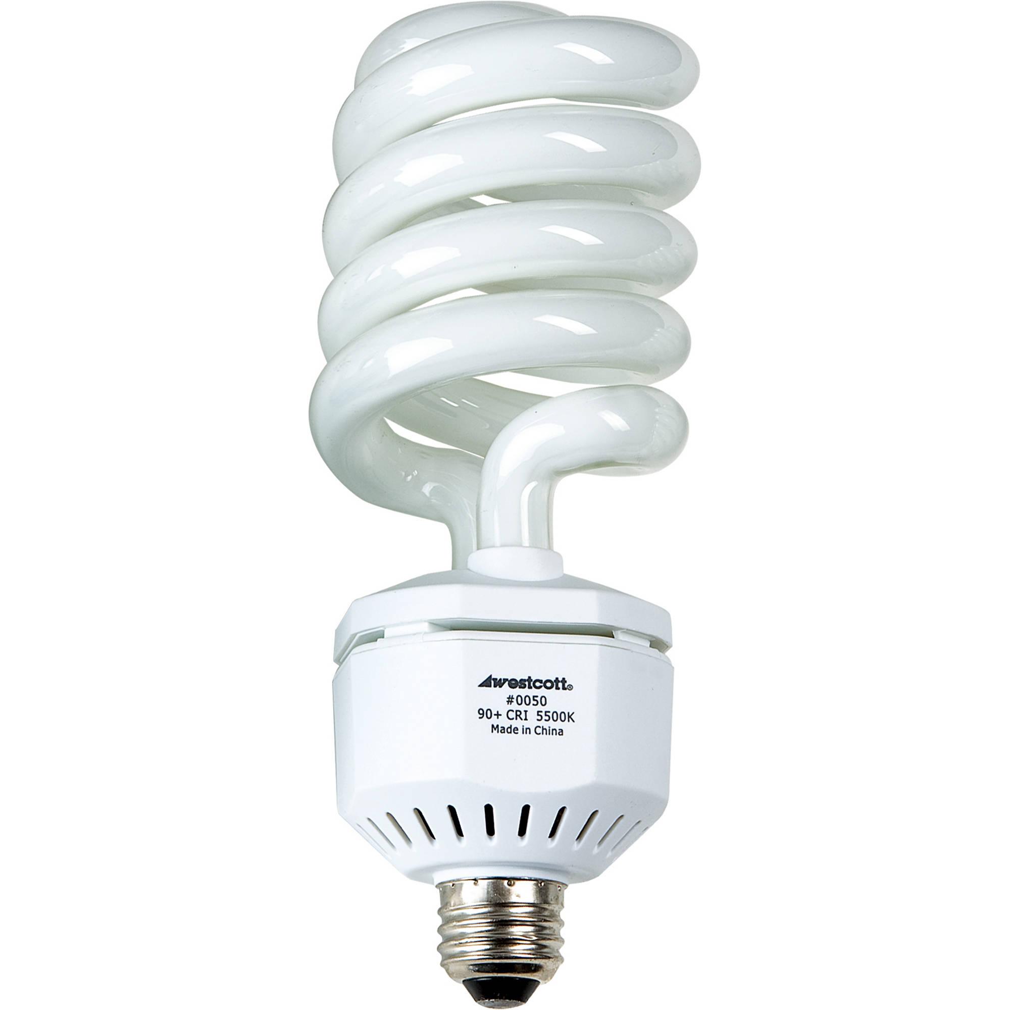 Westcott Fluorescent Lamp - 50 Watts/120 Volts 5500K 0050 B&H