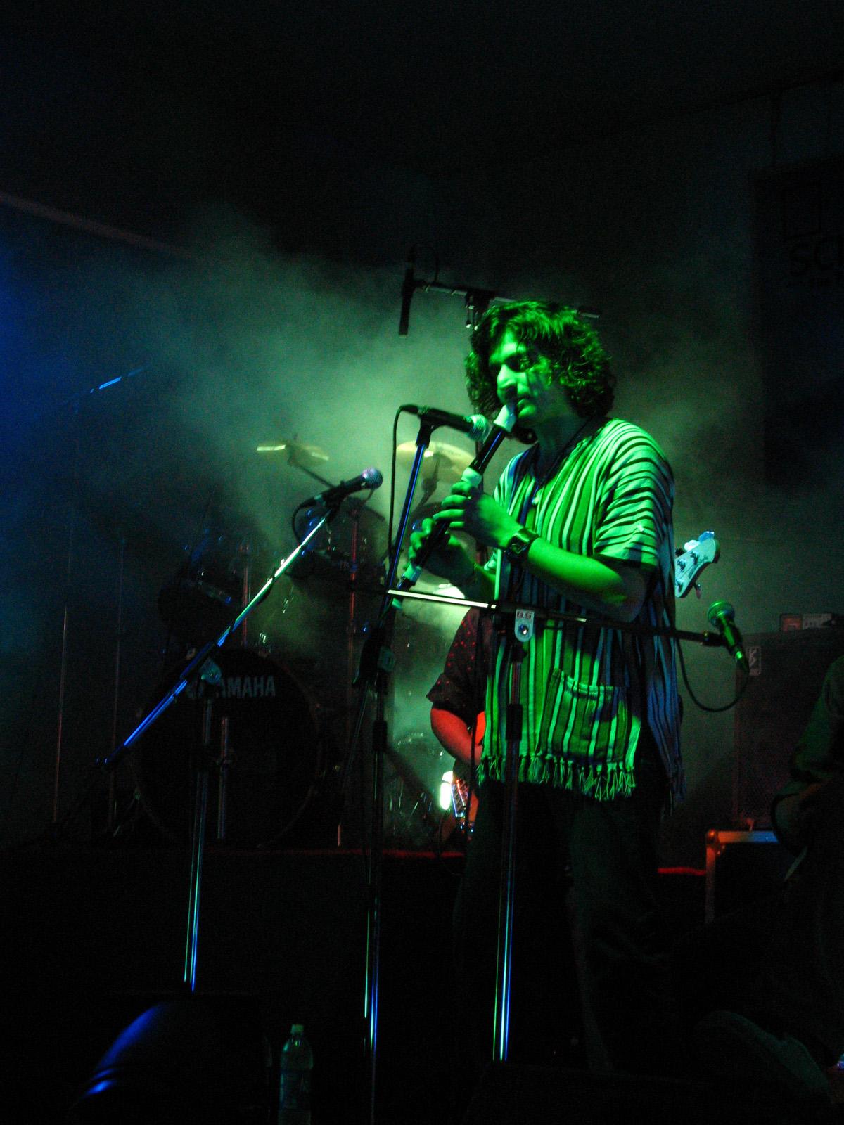 Flute blues photo
