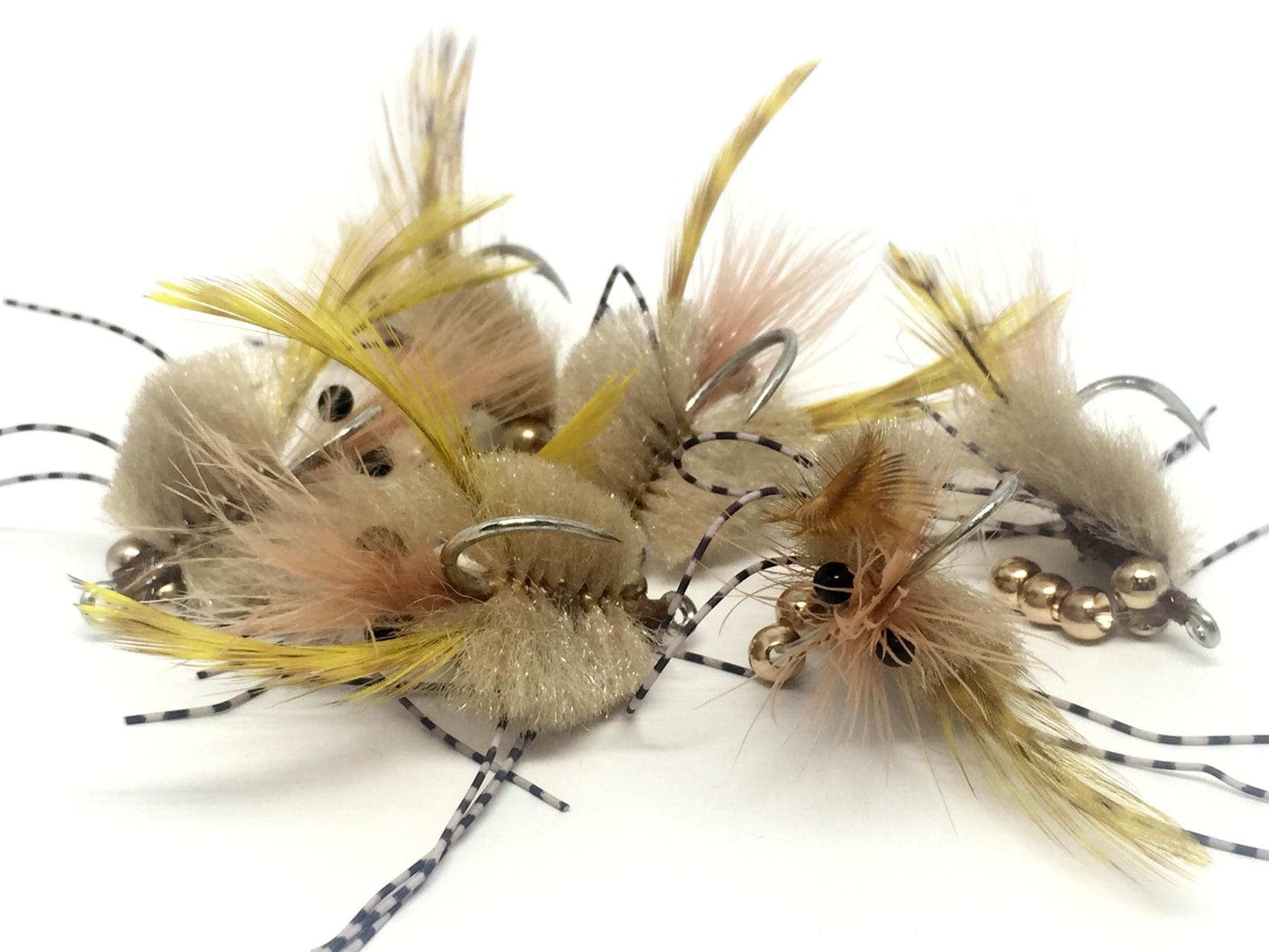 Saltwater Flies - Untamed Flies and Tackle