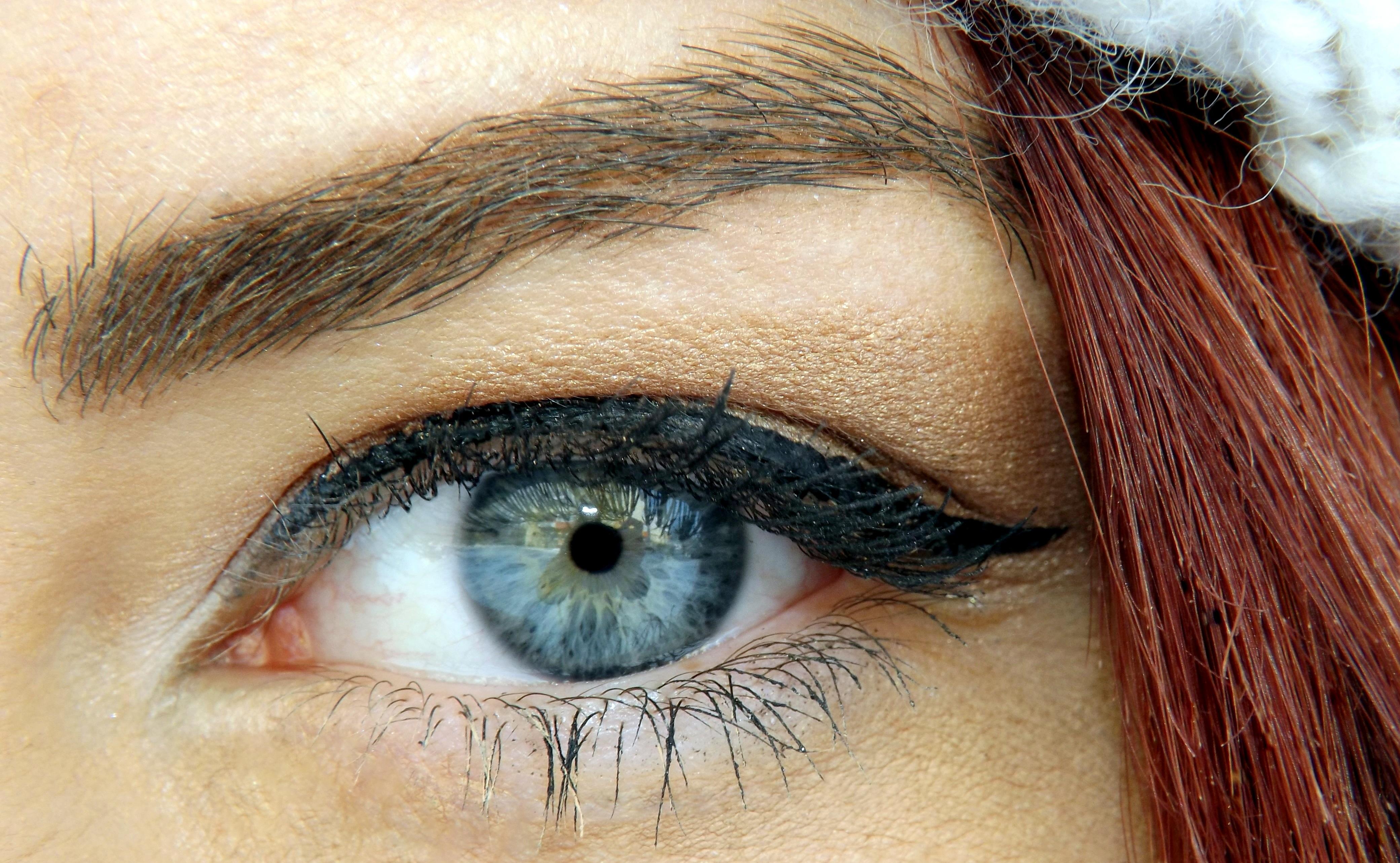 Focus, Beauty, Eye, Princess, Zoom, HQ Photo
