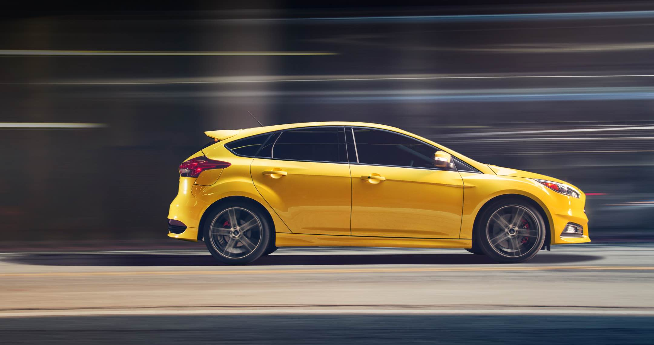 2017 Ford® Focus ST | Unstoppable Performance | Ford.com