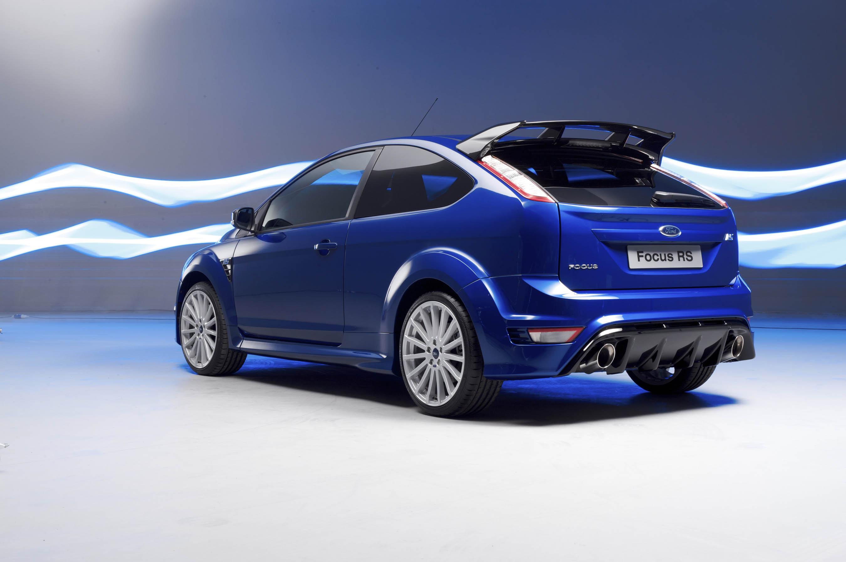 File:Ford Focus RS Mk II Performance Blue 003.jpg - Wikimedia Commons