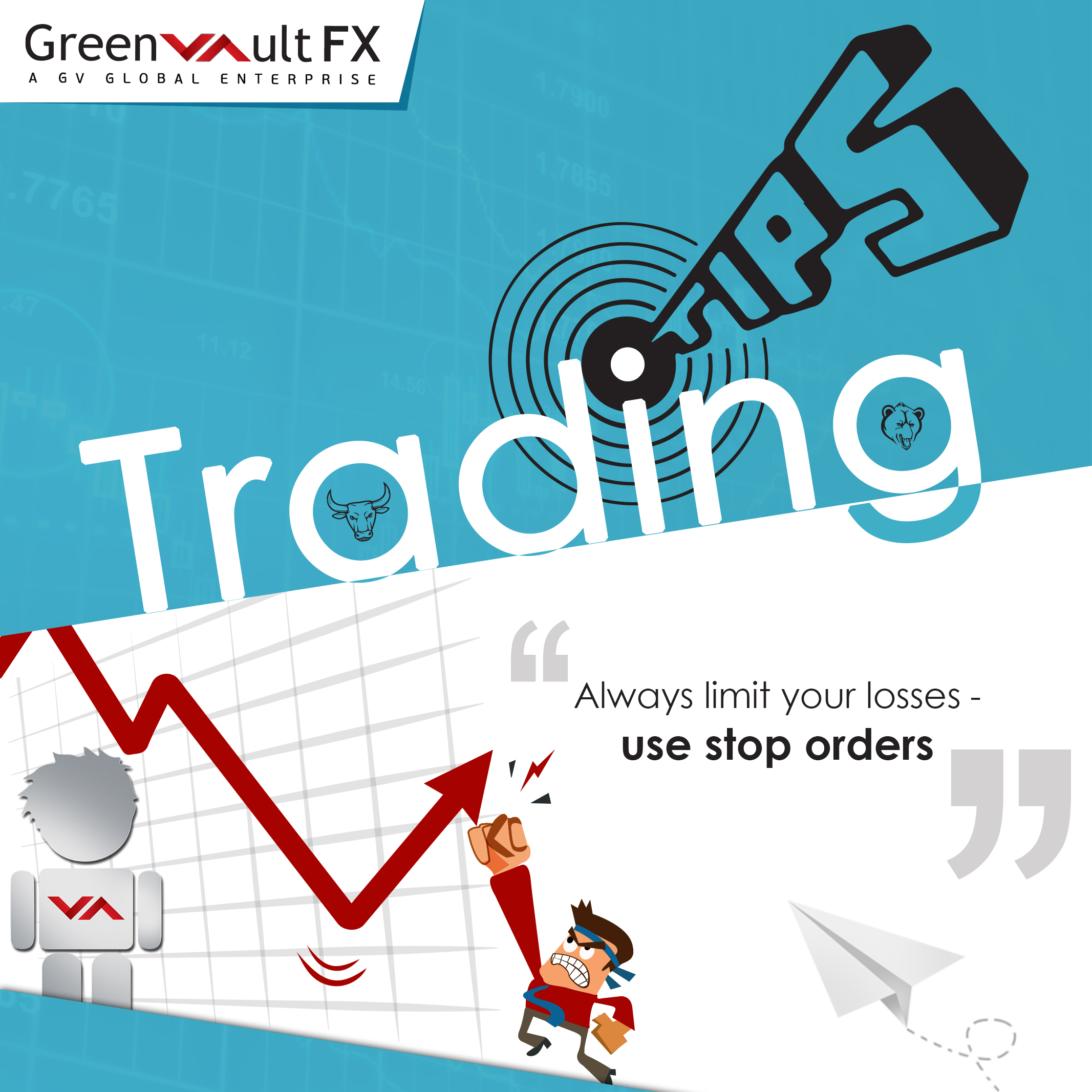 The first best technique that a #trader should follow is not to ...