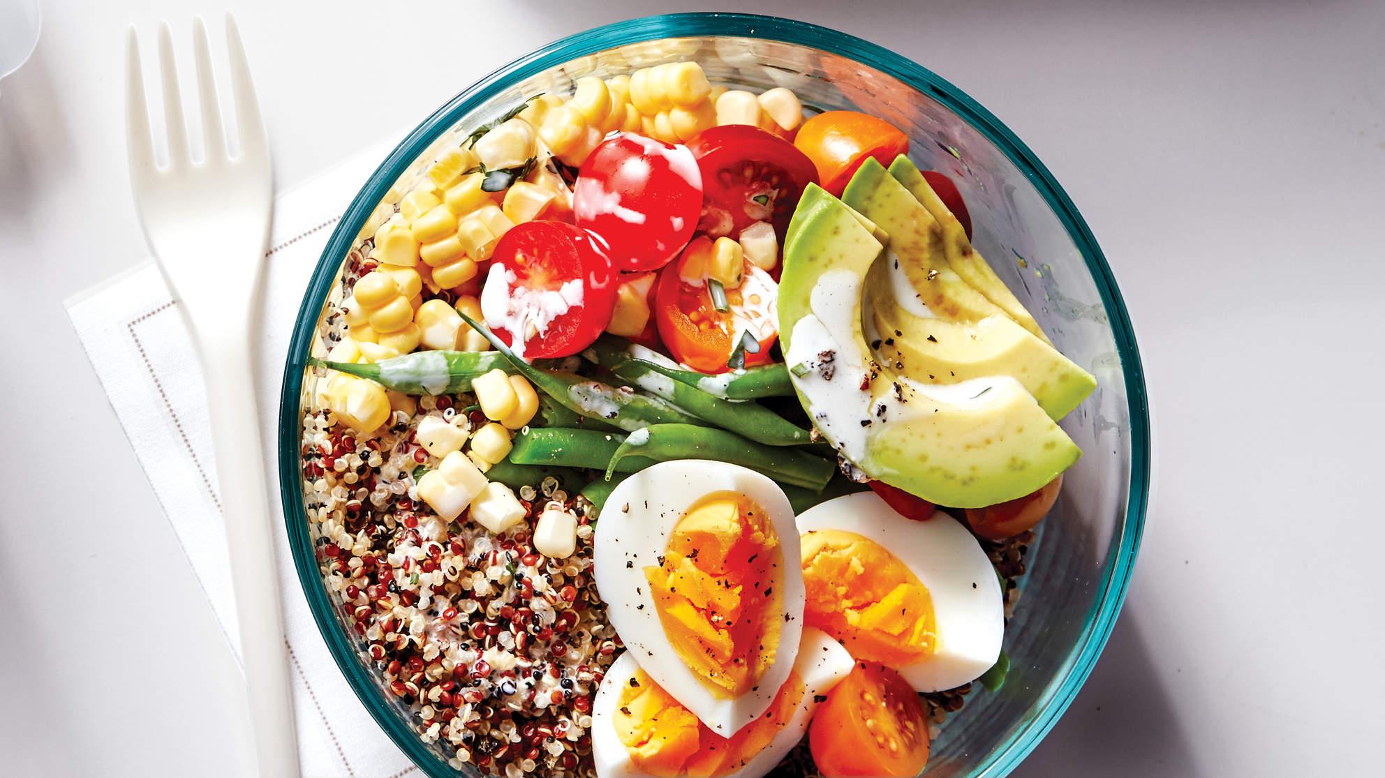 Superfood Grain Bowl Recipe - Health