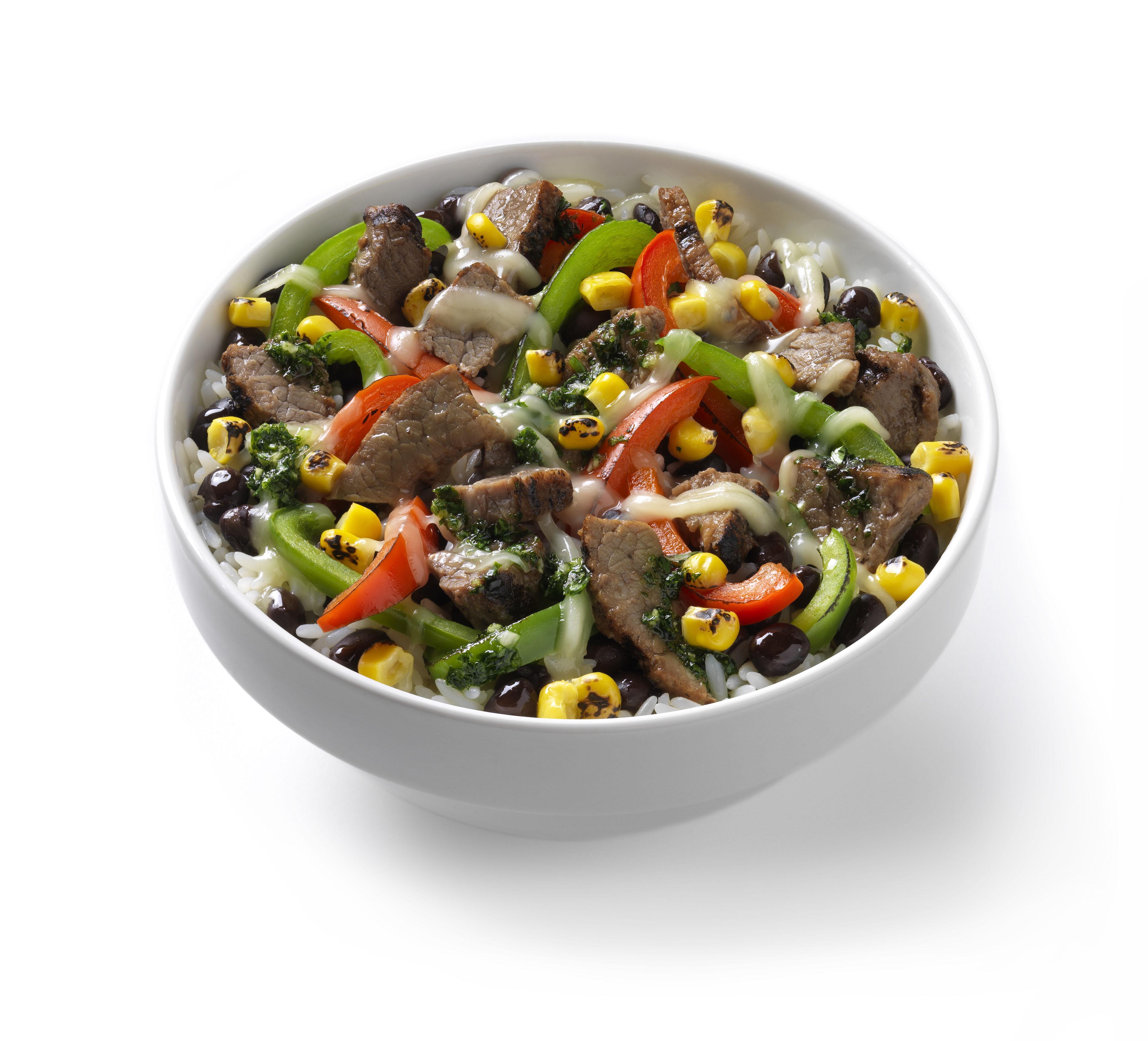 Food and Nutrition Blog: Evol Food Bowls and Burritos