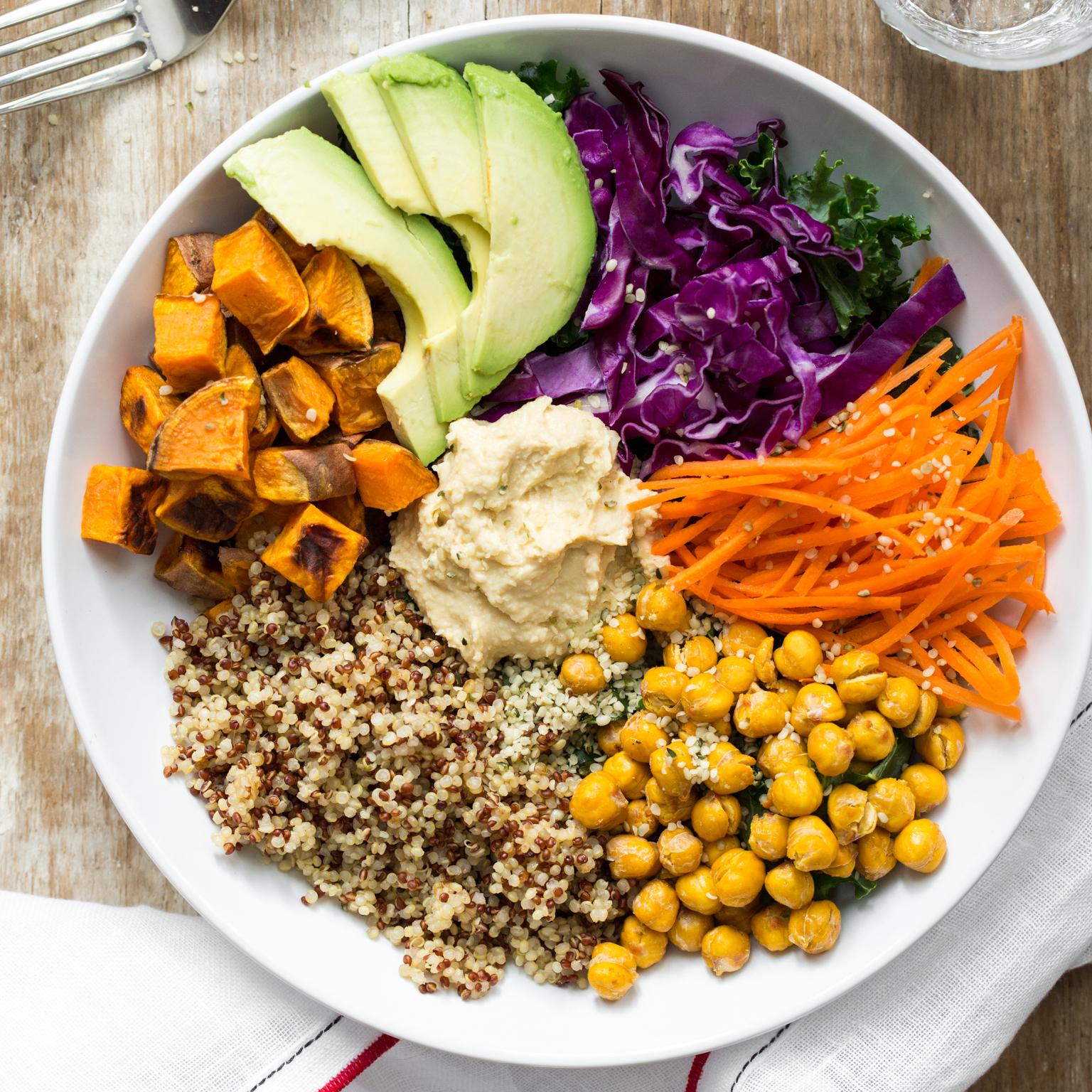 The Big Vegan Bowl — Oh She Glows