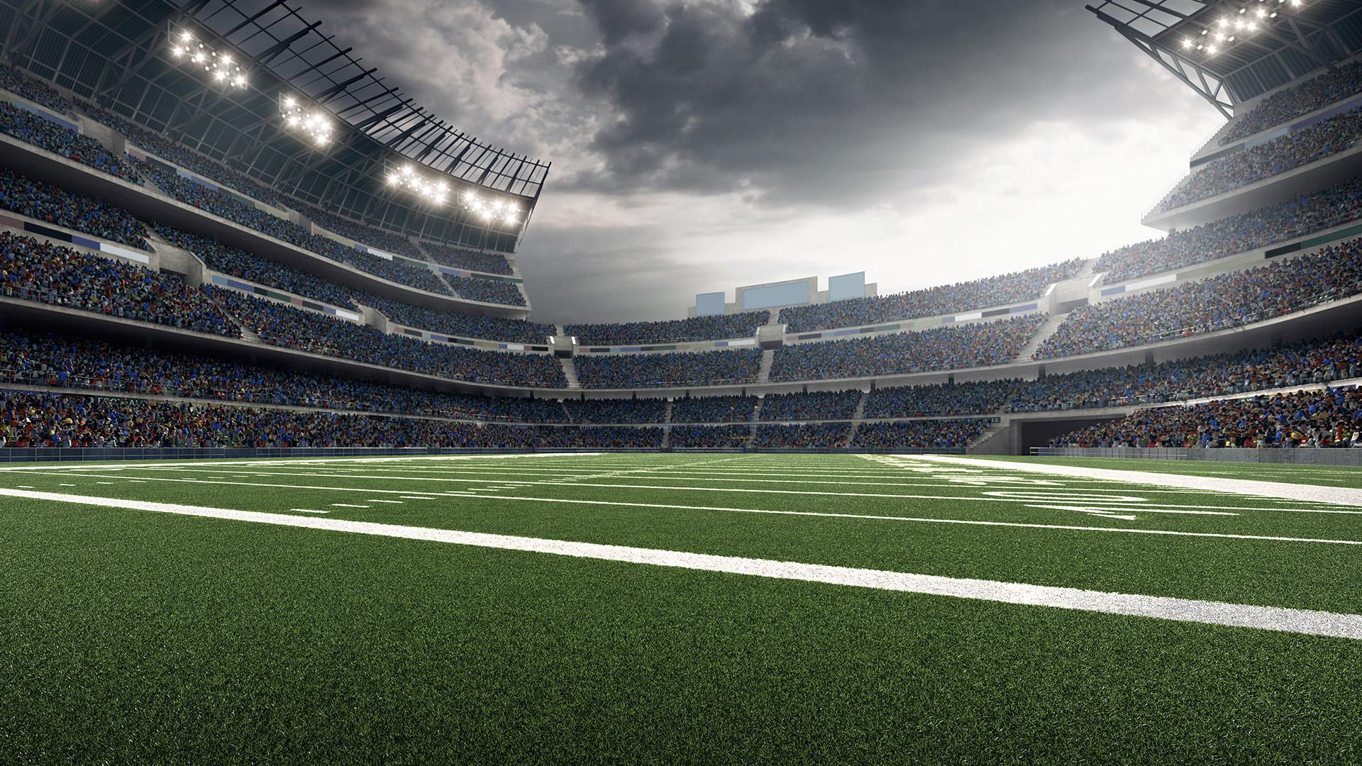 American football stadium | Windows 10 SpotLight Images