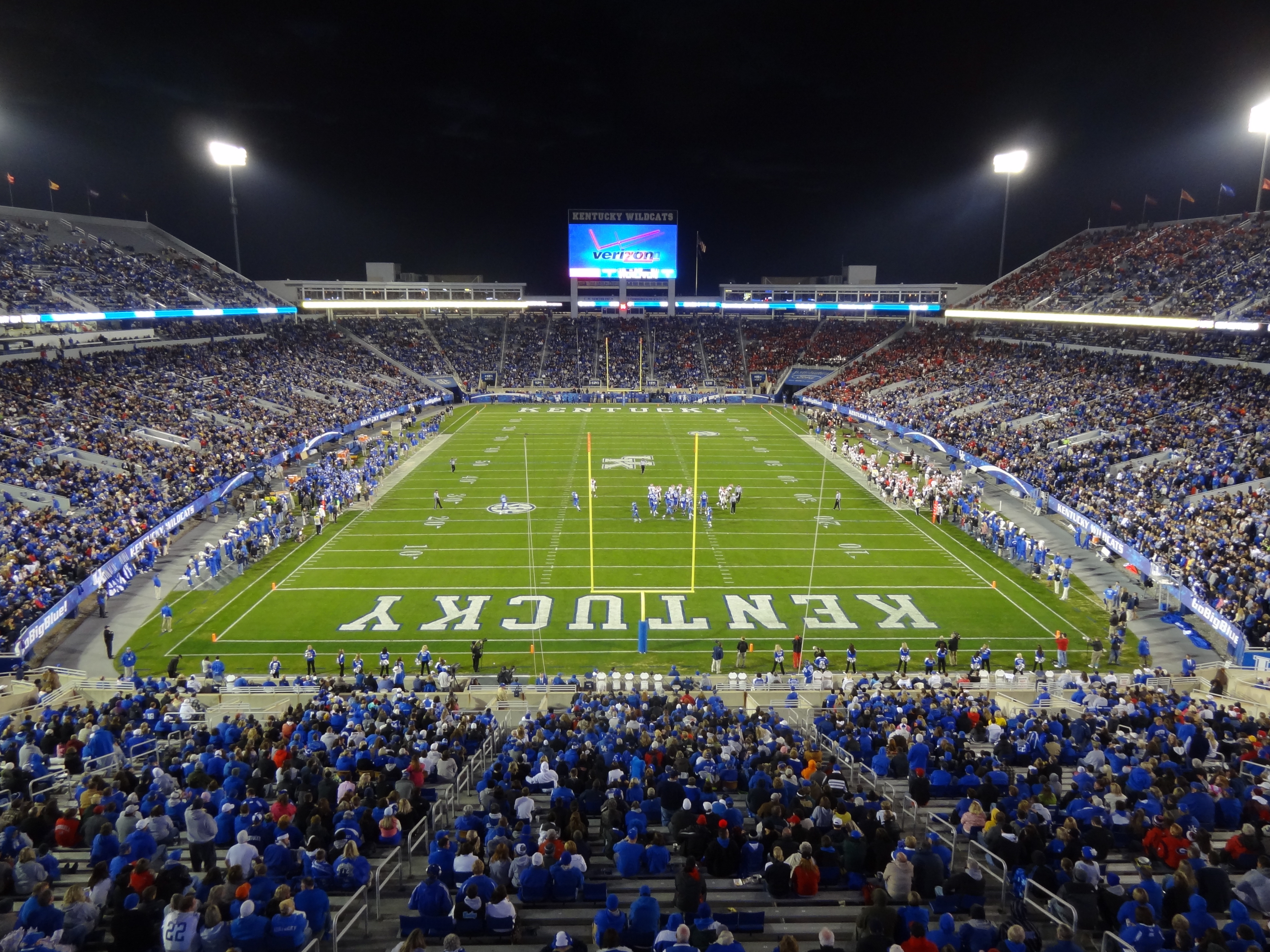 Tennessee Volunteers Football Seating Chart Seating Chart | SeatGeek