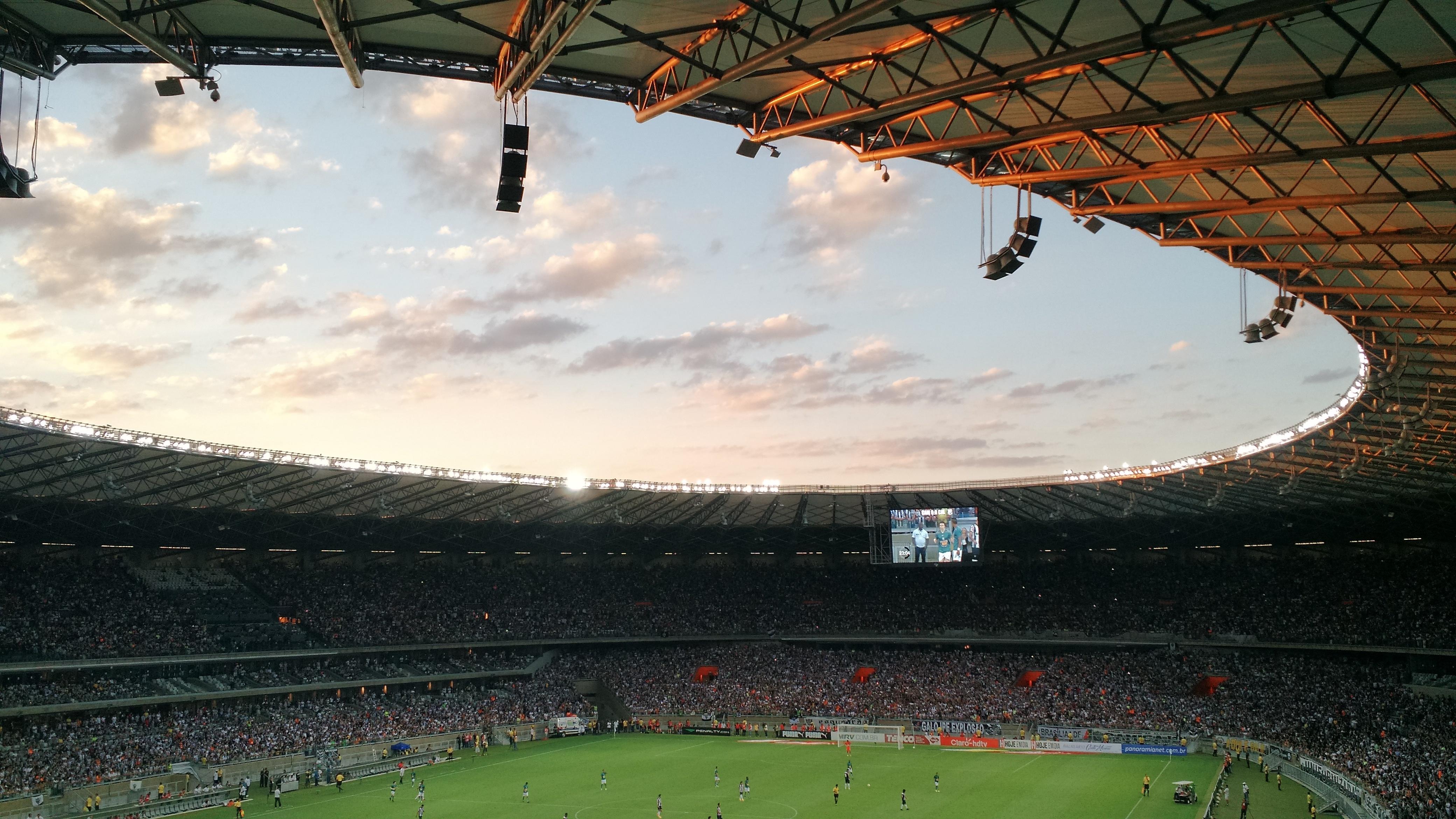 Football Stadium, Football, Ground, Sport, Stadium, HQ Photo